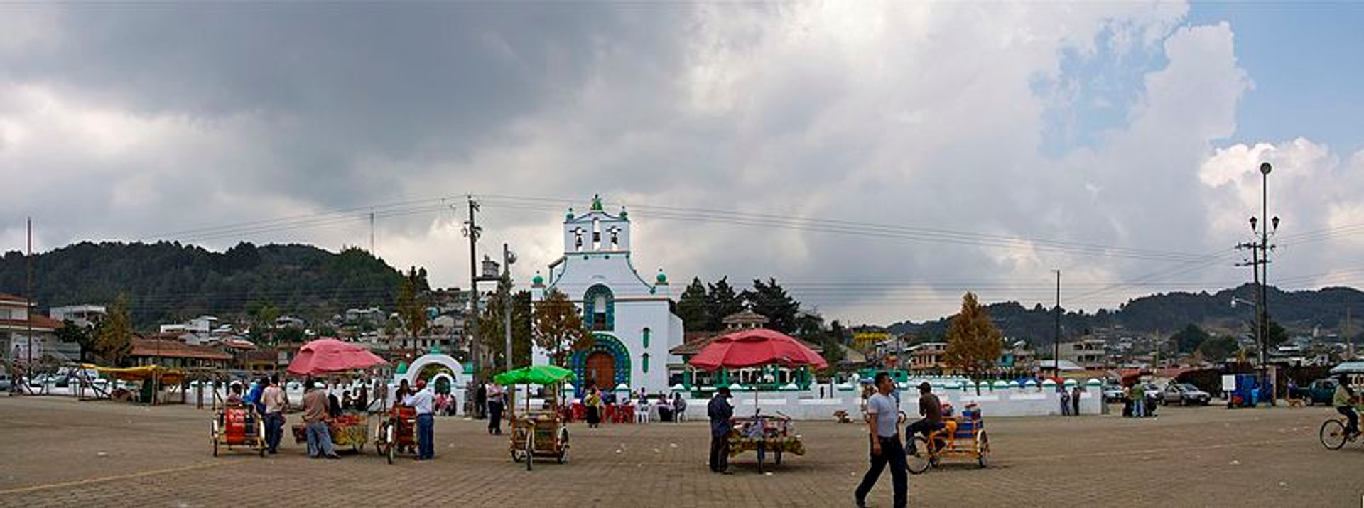 Best time for Iglesia de San Juan in Mexico 2020