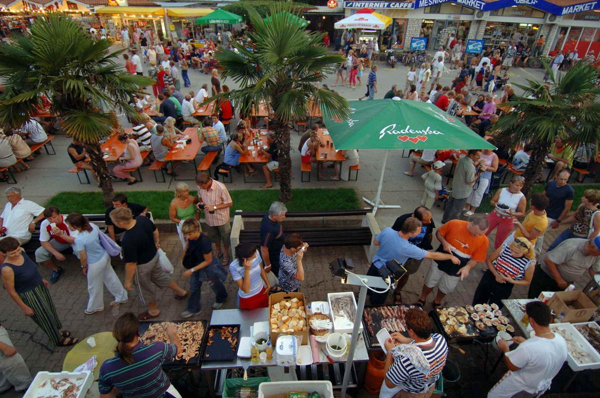 Ribarska Festa in Croatia - Best Season 2020