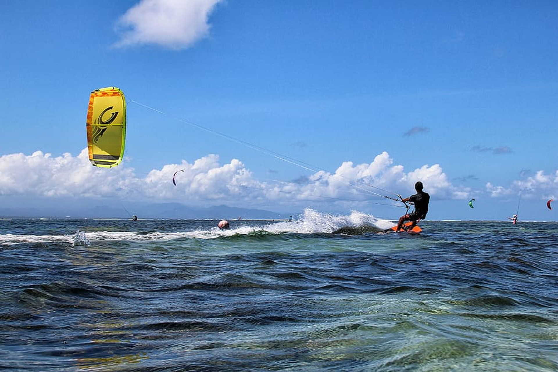 Kitesurfing and Windsurfing in Bali 2020 - Best Time