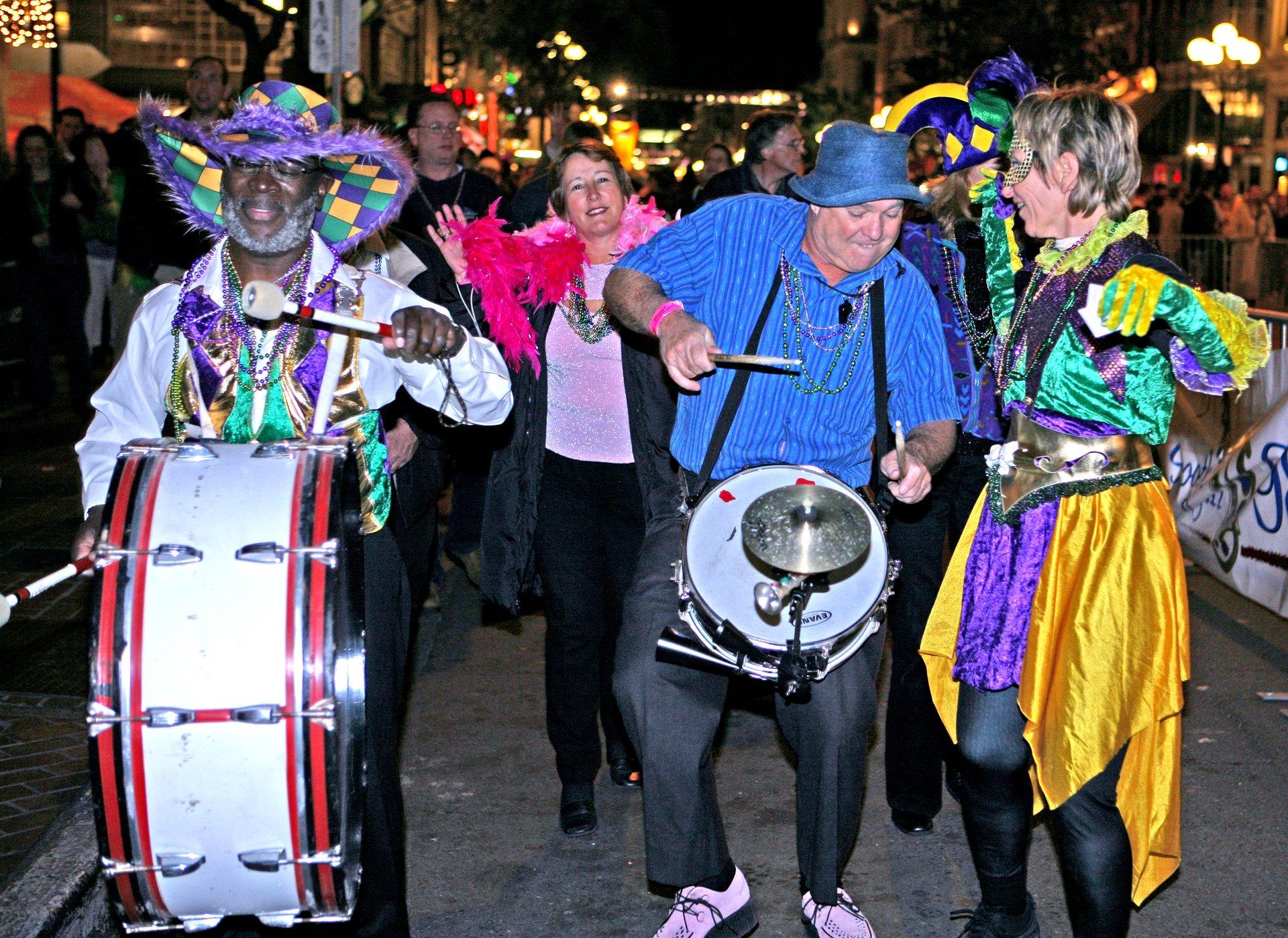 San Diego Mardi Gras in San Diego 2020 - Best Time