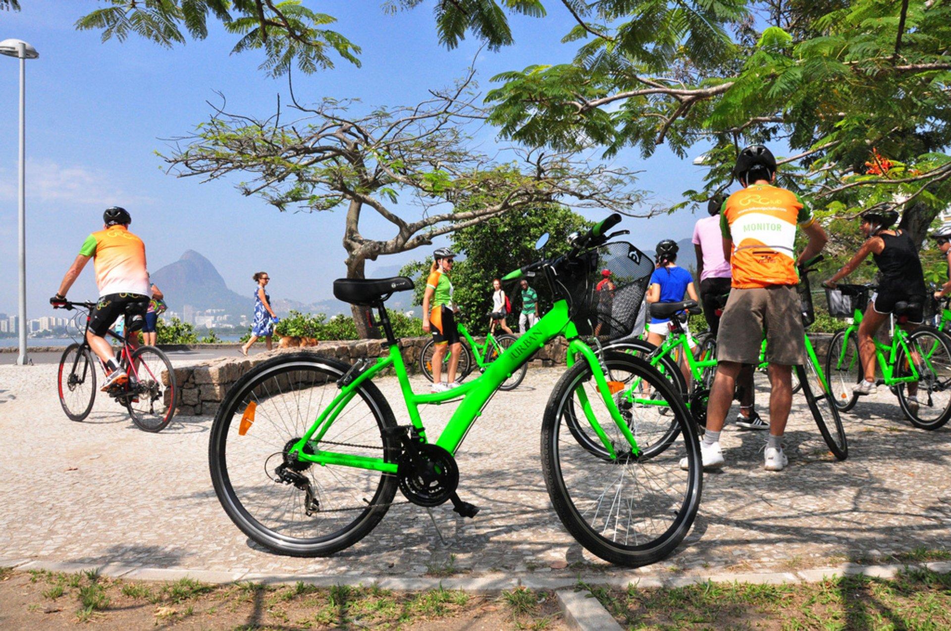 Cycling in Rio de Janeiro - Best Season 2020