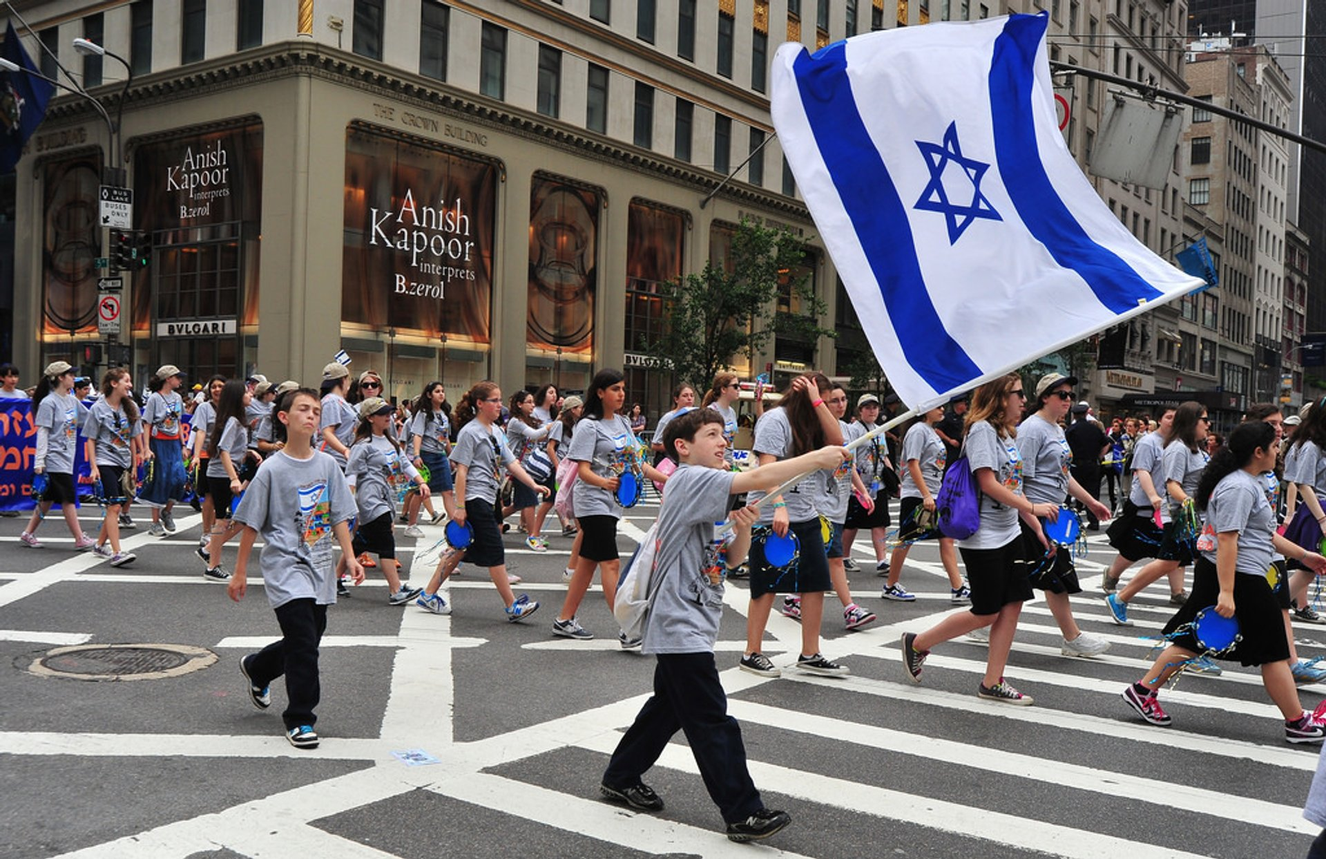 Celebrate Israel Parade in New York 2020 - Best Time