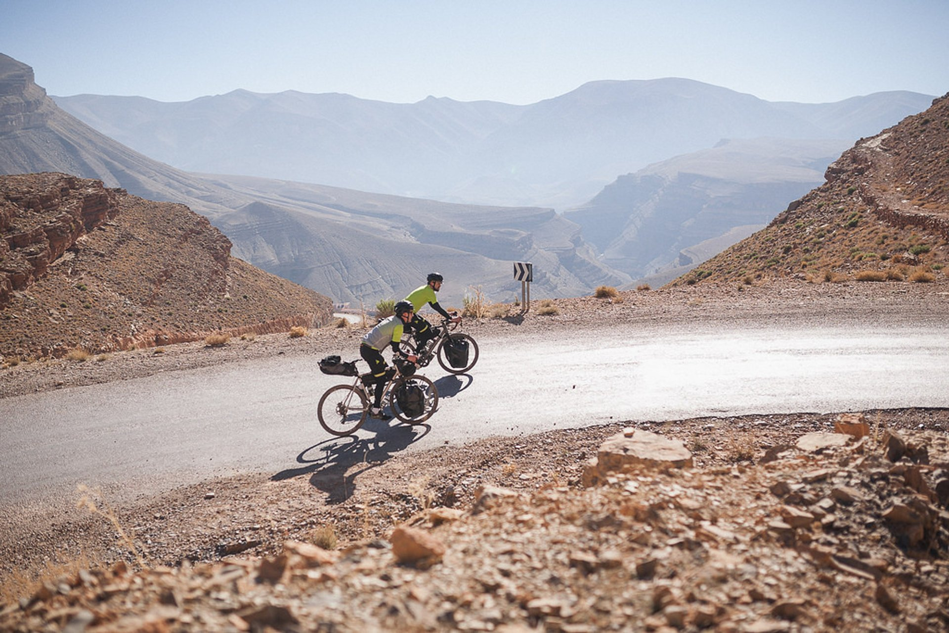 Mountain Biking in the Atlas Mountains in Morocco 2020 - Best Time