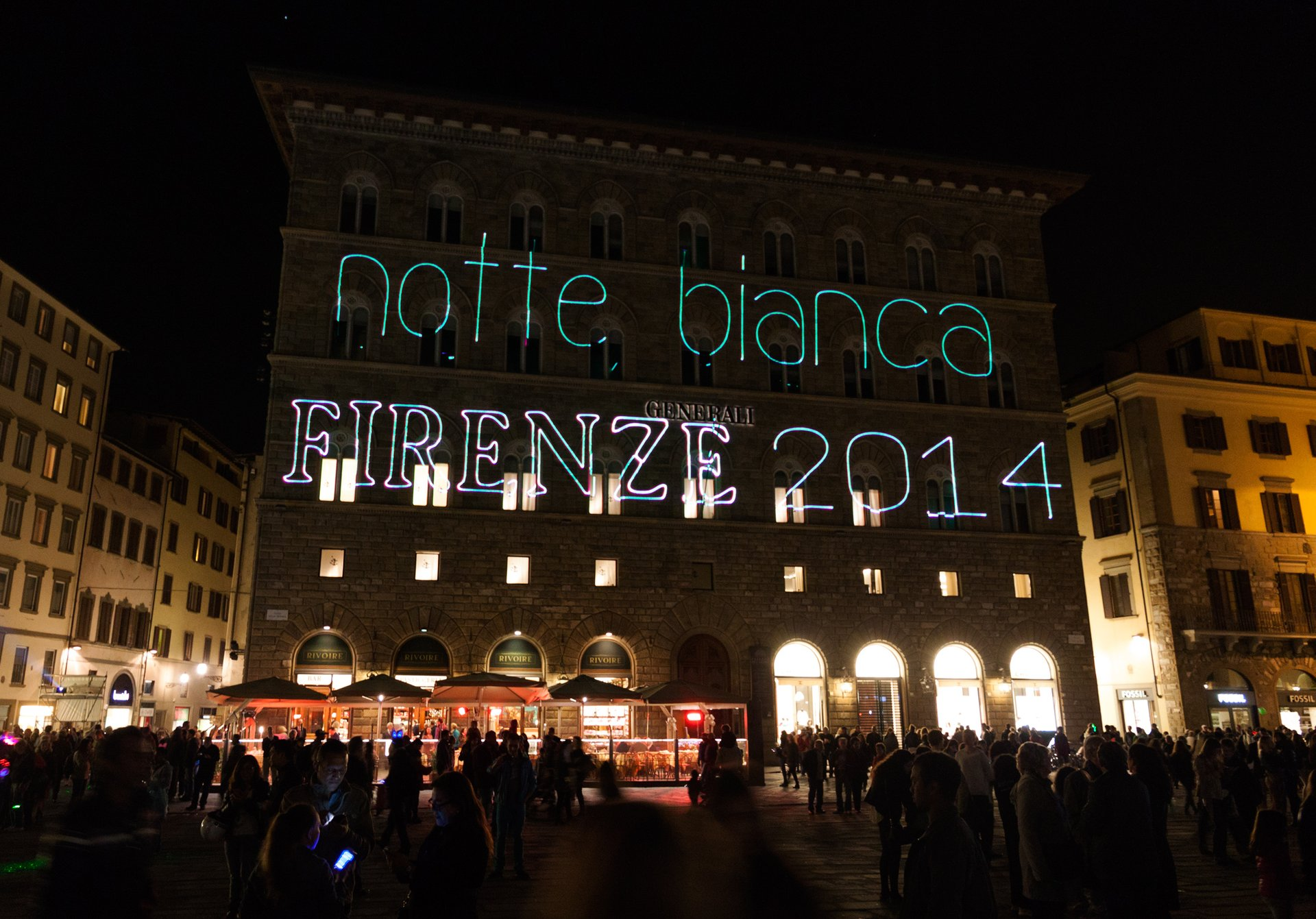 Notte Bianca in Florence 2020 - Best Time