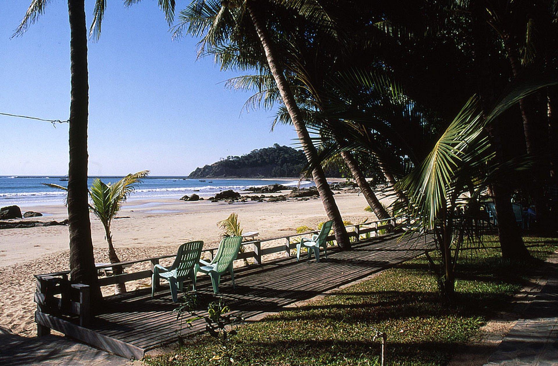 Ngapali Beach 2020