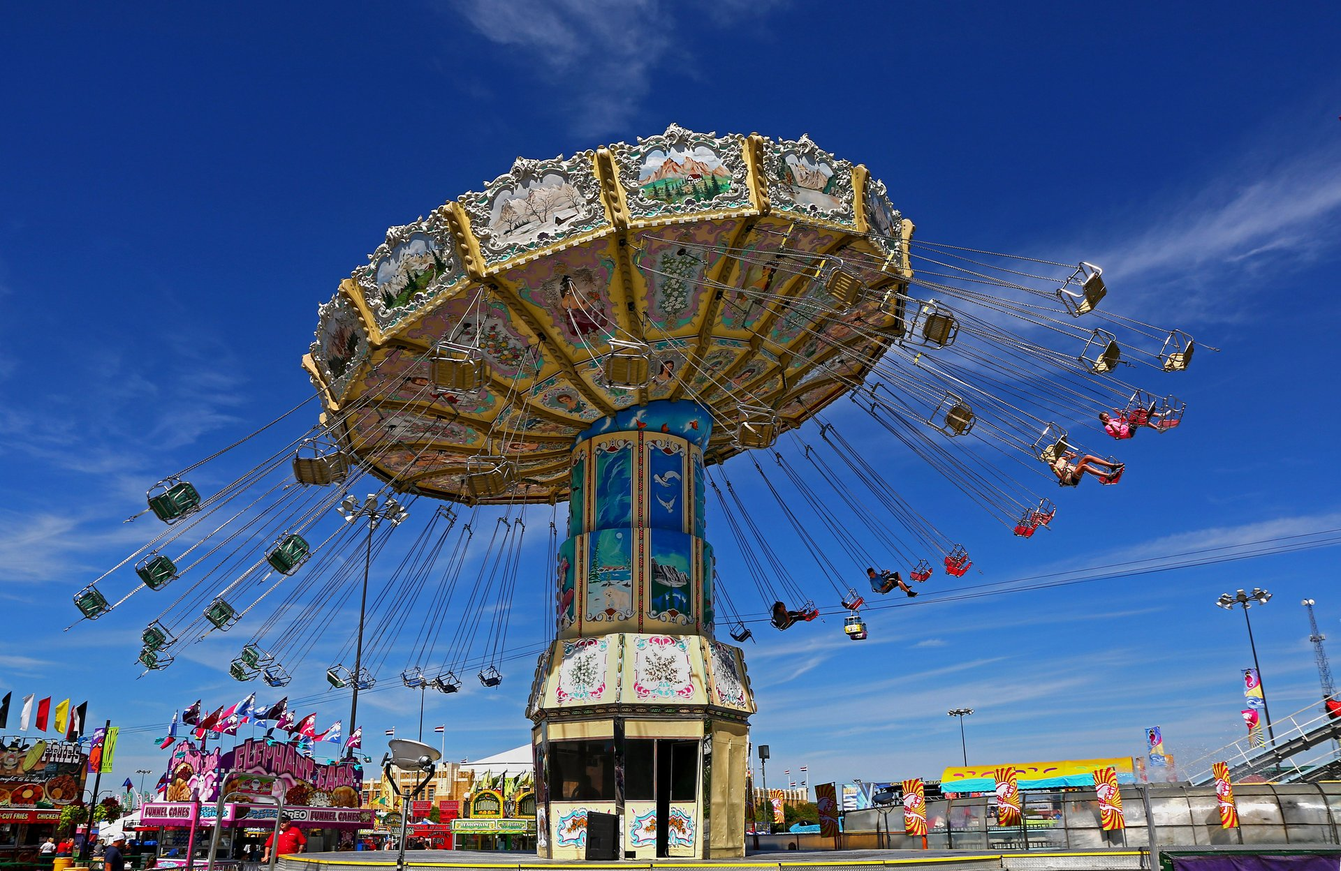 Tulsa State Fair in Oklahoma 2020 - Best Time