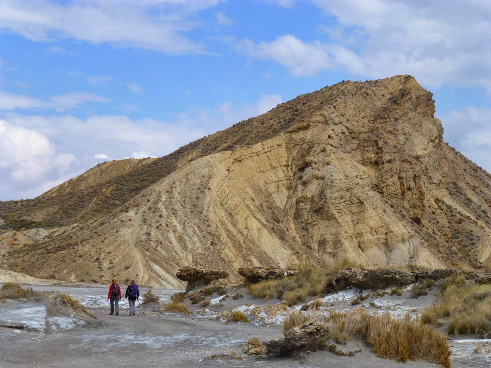 Best time to see Tabernas, Europe's Only Desert 2019