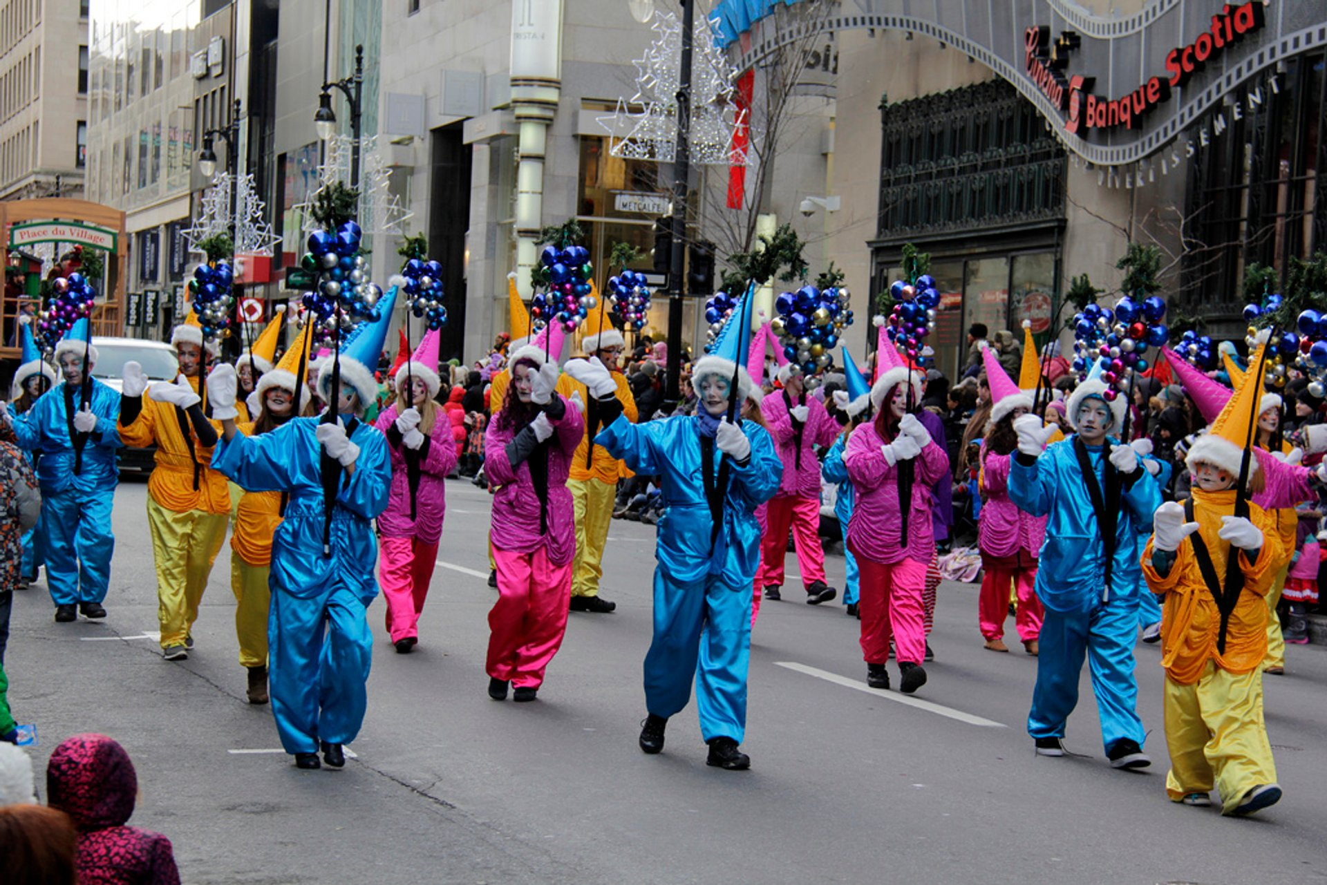 Montreal At Christmas 2020 Christmas Parades 2020 in Montreal   Dates