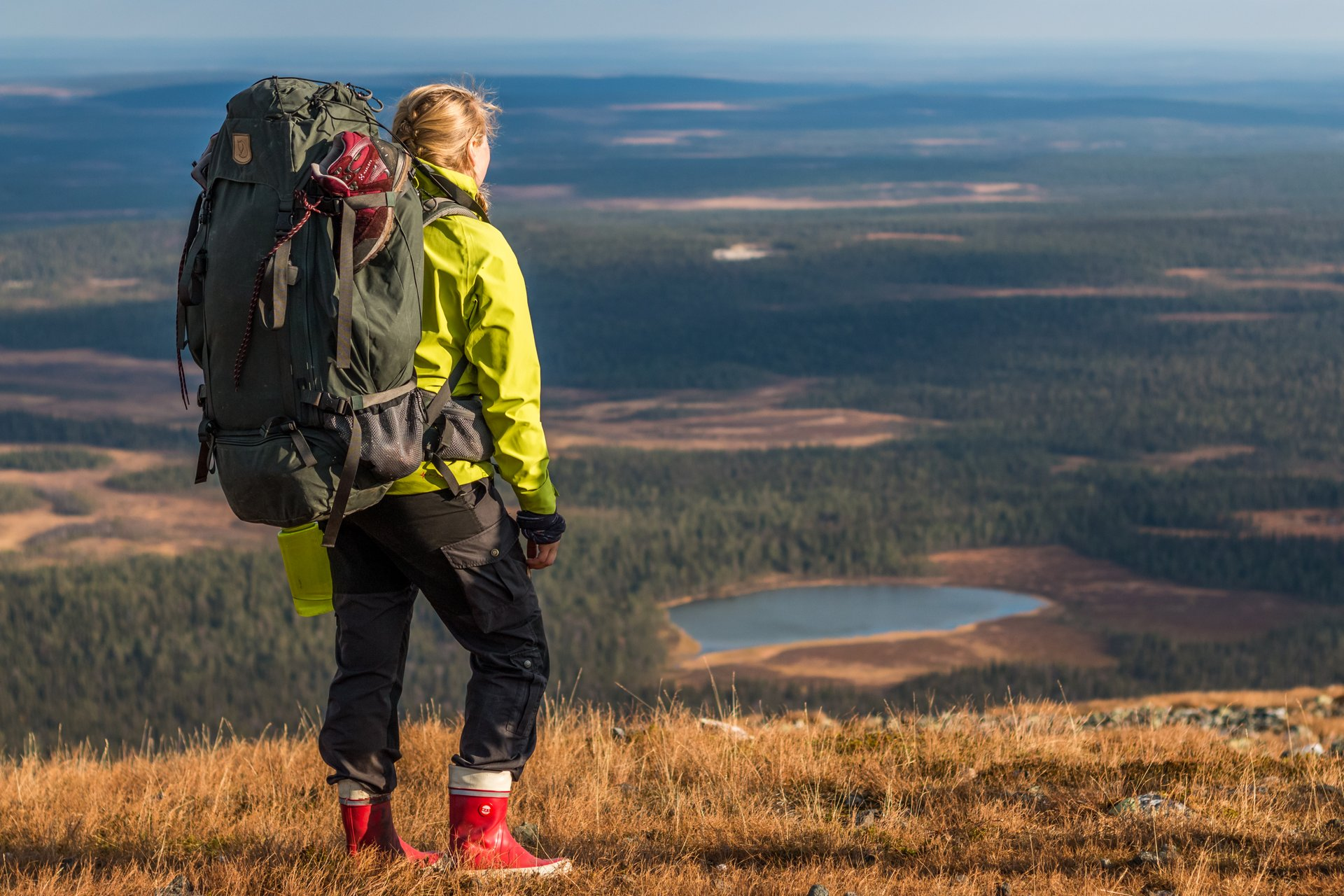 Hiking in Finland 2019 - Best Time