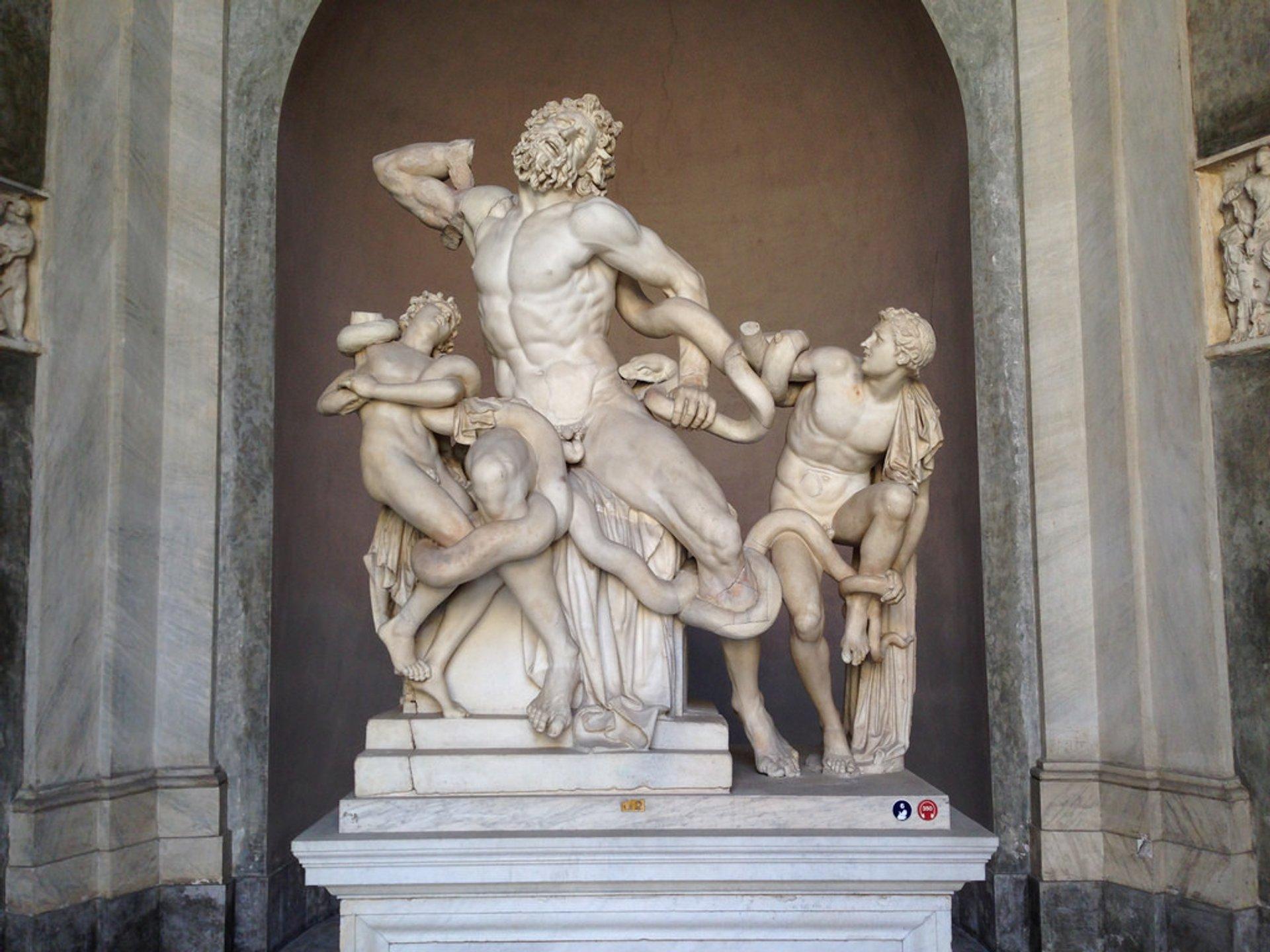 Vatican Museums (Musei Vaticani) in Rome - Best Season 2020