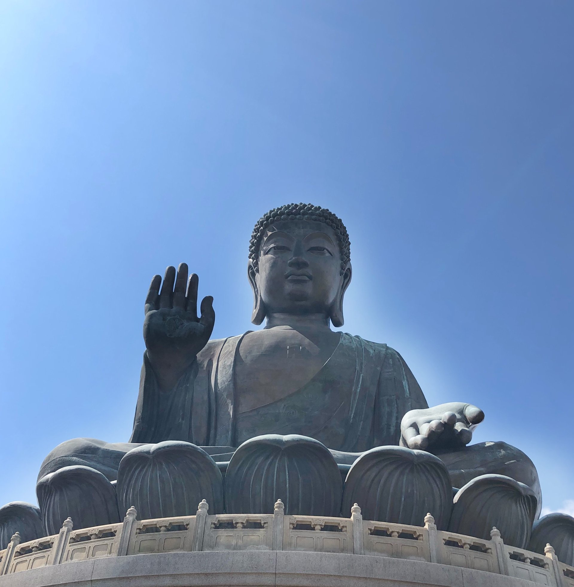 Tian Tan Buddha 2020
