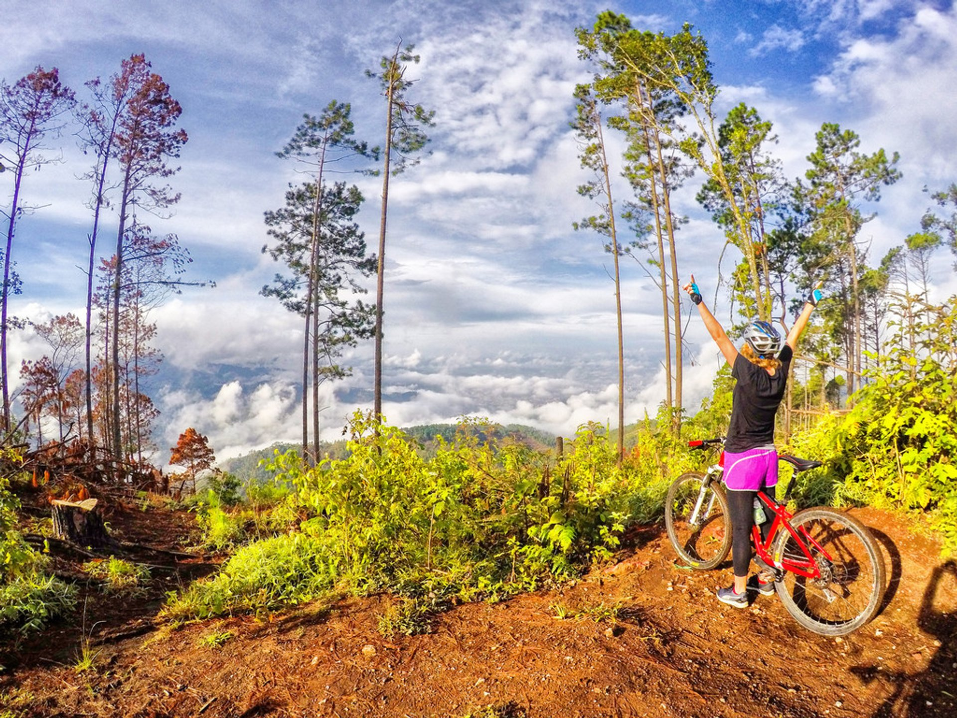 Mountain Biking in Honduras - Best Season 2020