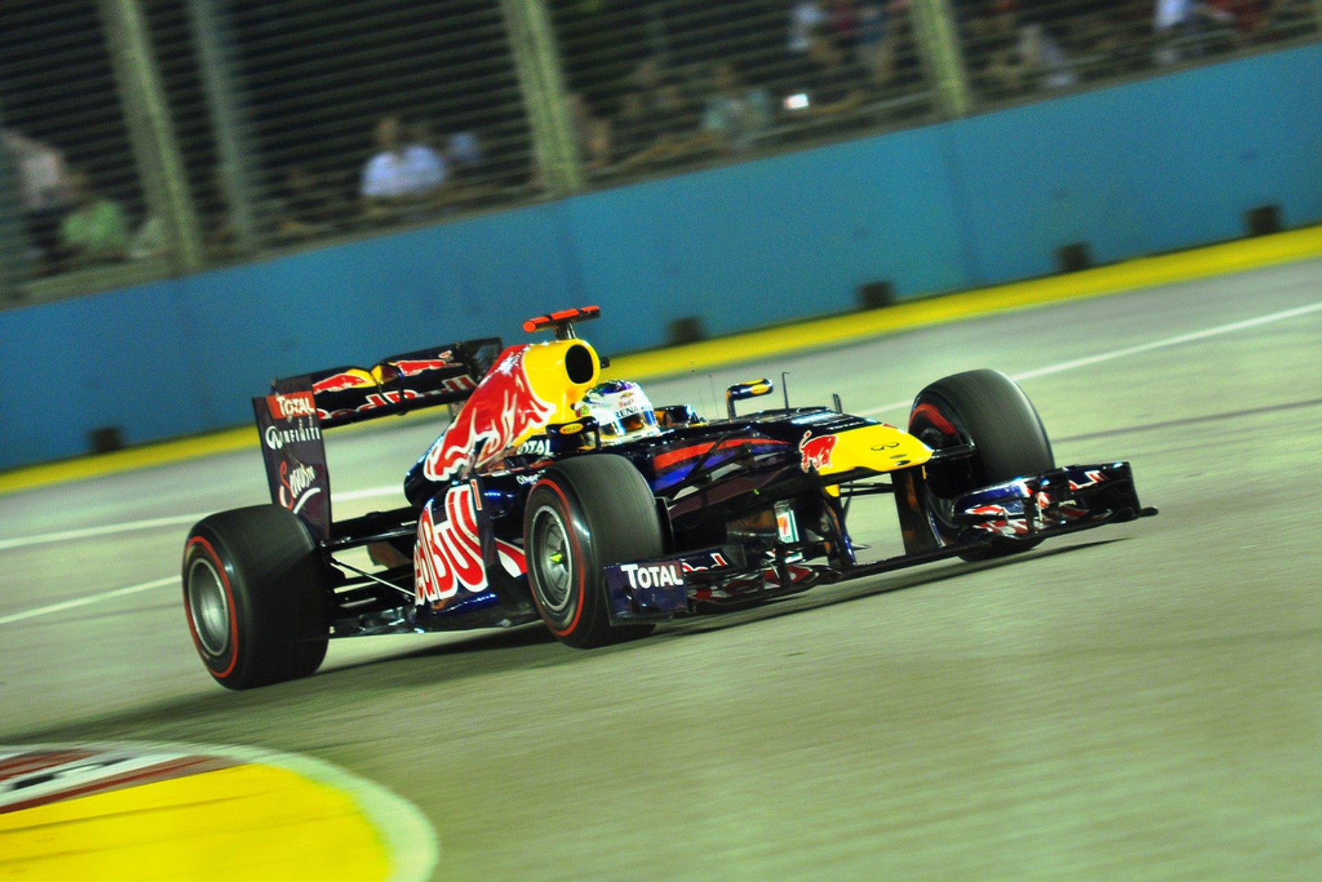 Singapore Grand Prix in Singapore 2020 - Best Time