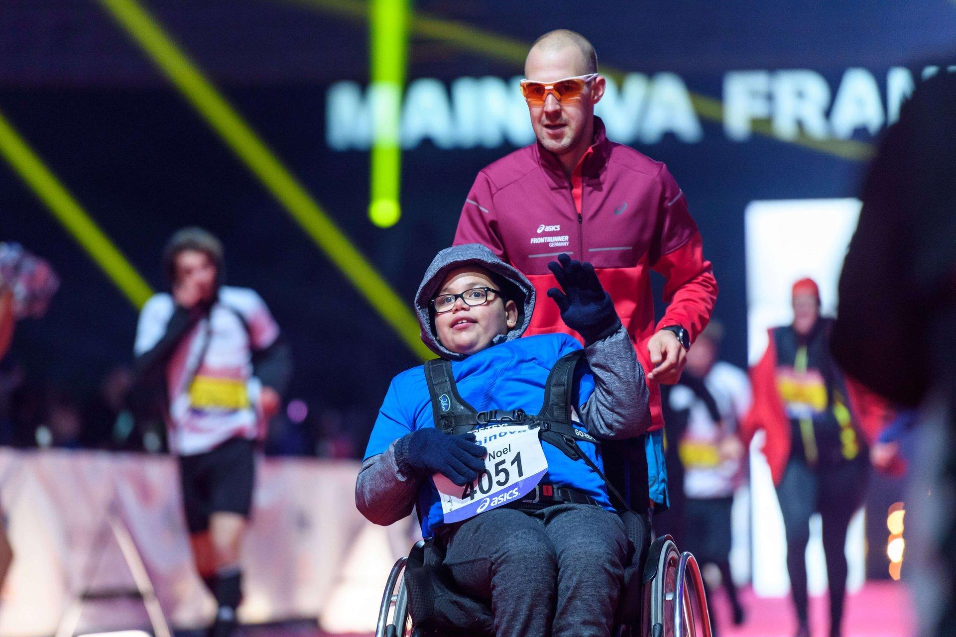 Best time for Frankfurt Marathon in Frankfurt am Main 2020