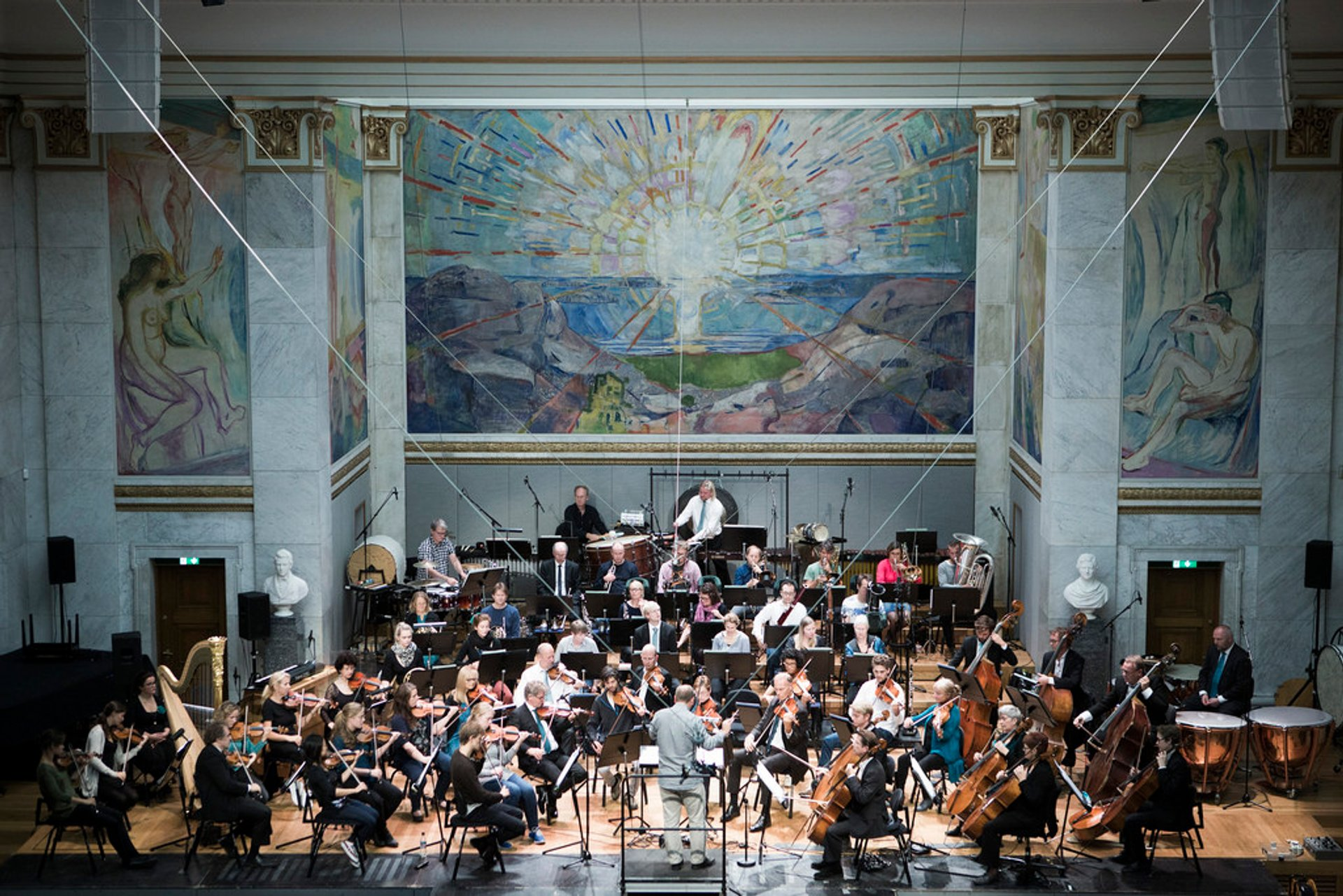 Best time for Ultima Oslo Contemporary Music Festival in Oslo 2019