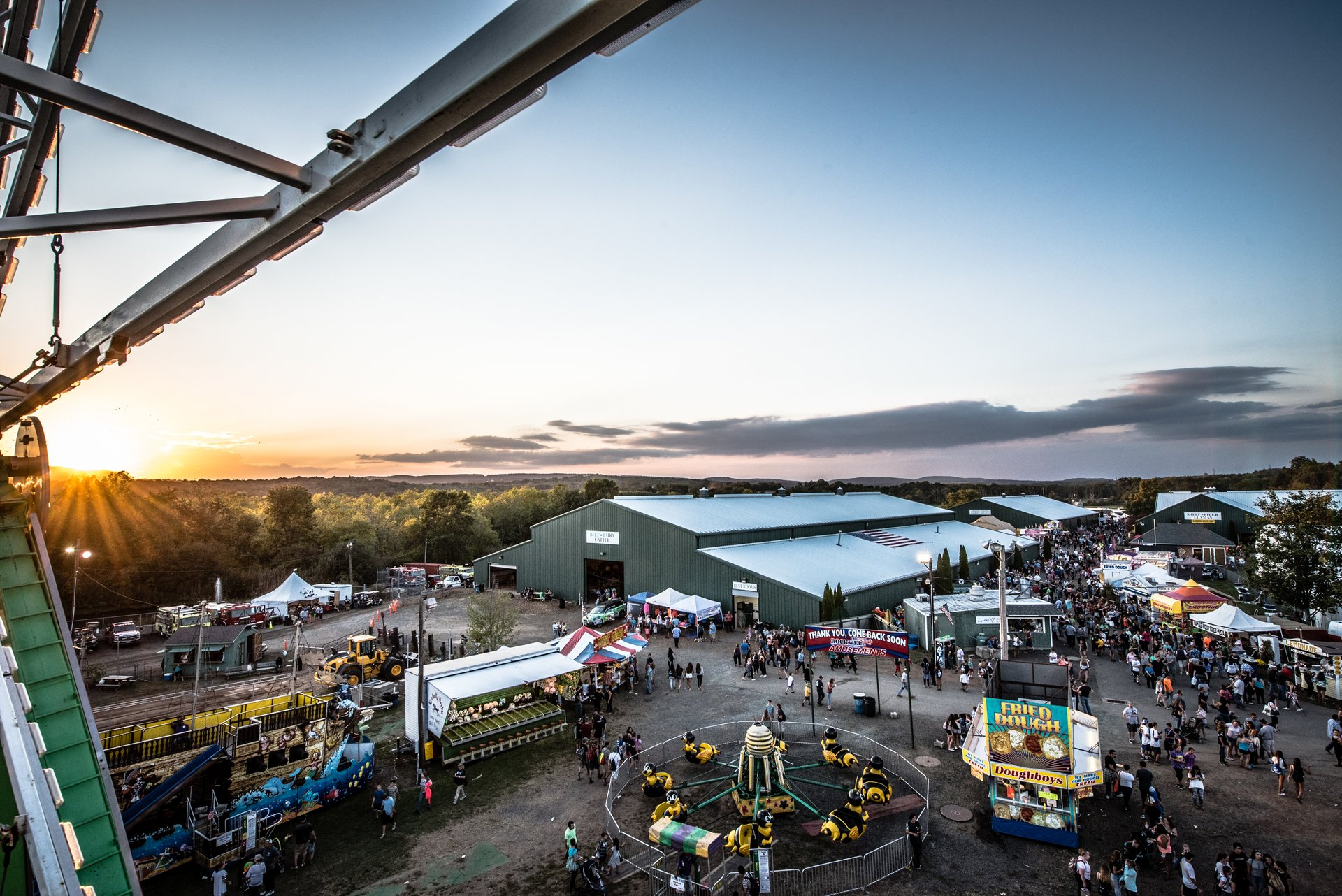 Best time to see Durham Fair in Connecticut 2020