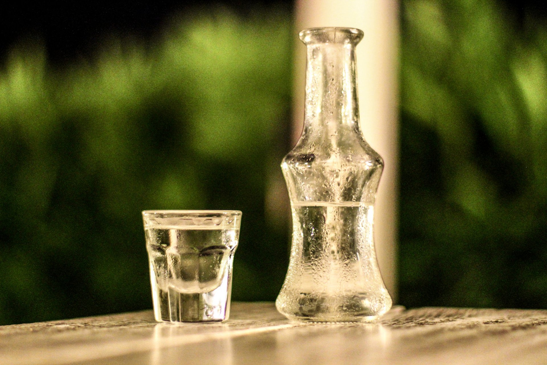 Tsikoudia (Cretan Raki) in Crete 2020 - Best Time