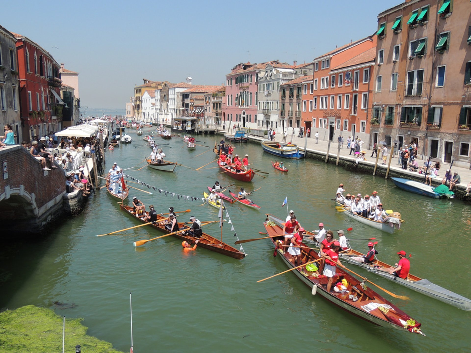 The Vogalonga in Venice - Best Season