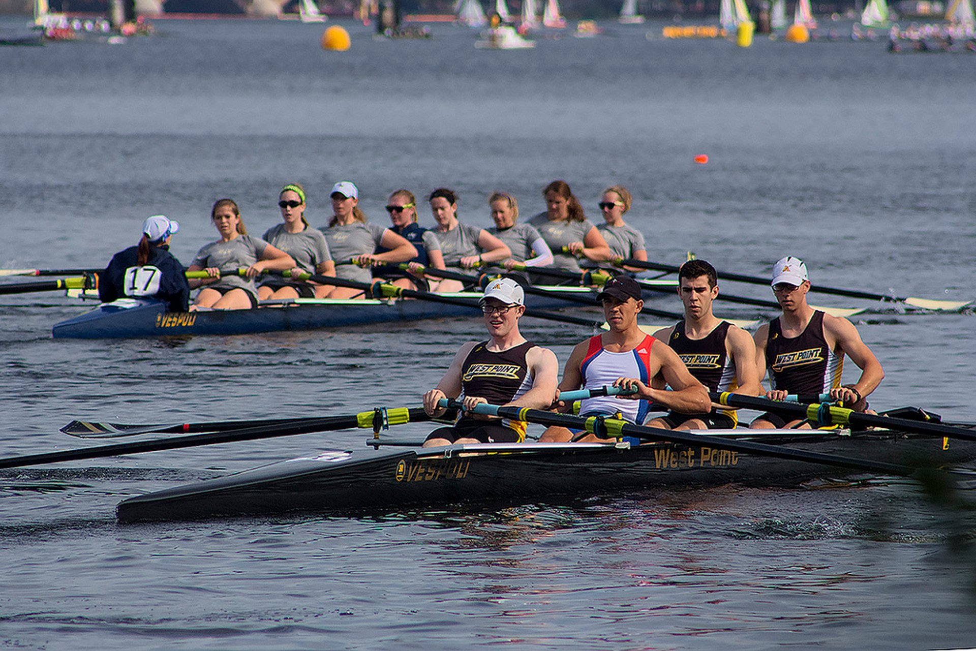 Charles Canoe and Kayak Races in Boston 2019 - Best Time