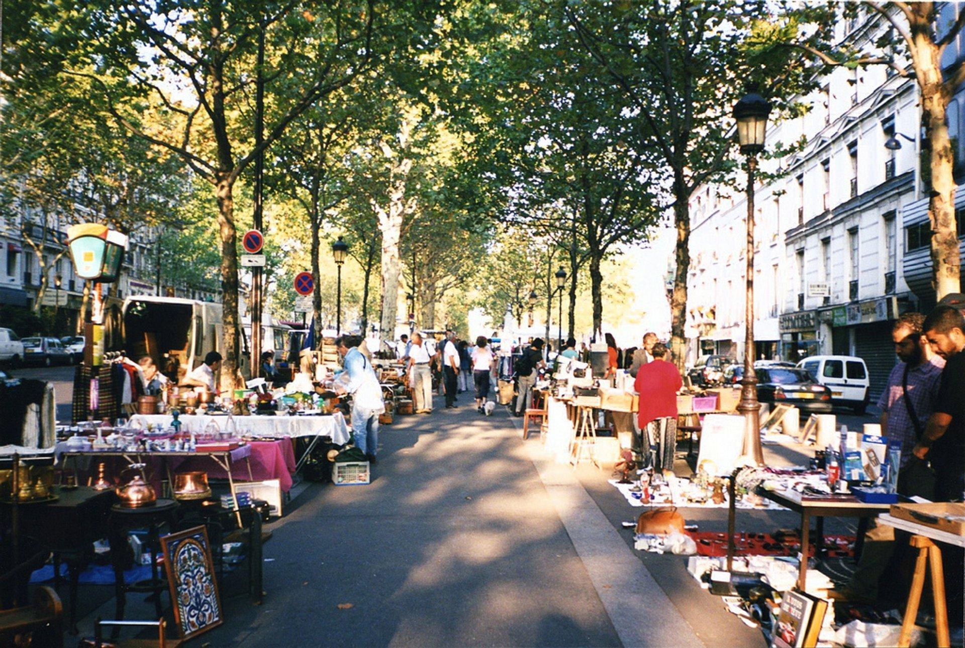 Flea Markets in Paris 2019 - Best Time