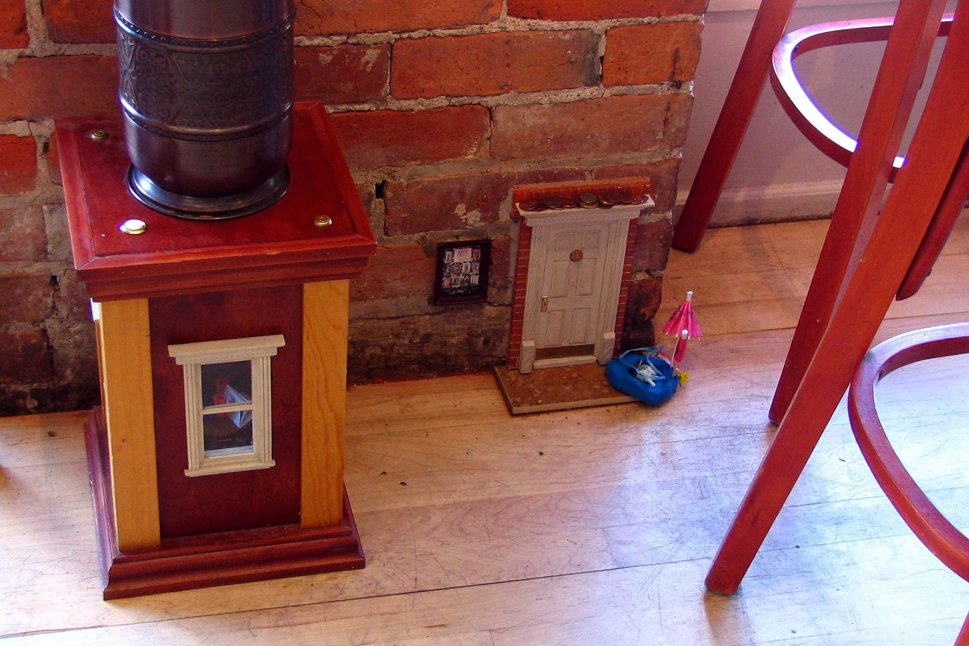 Fairy Door at Sweetwaters Cafe 2020