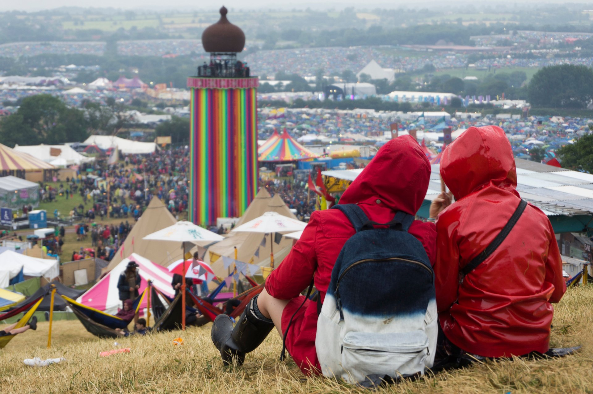 Glastonbury Festival in England 2020 - Best Time