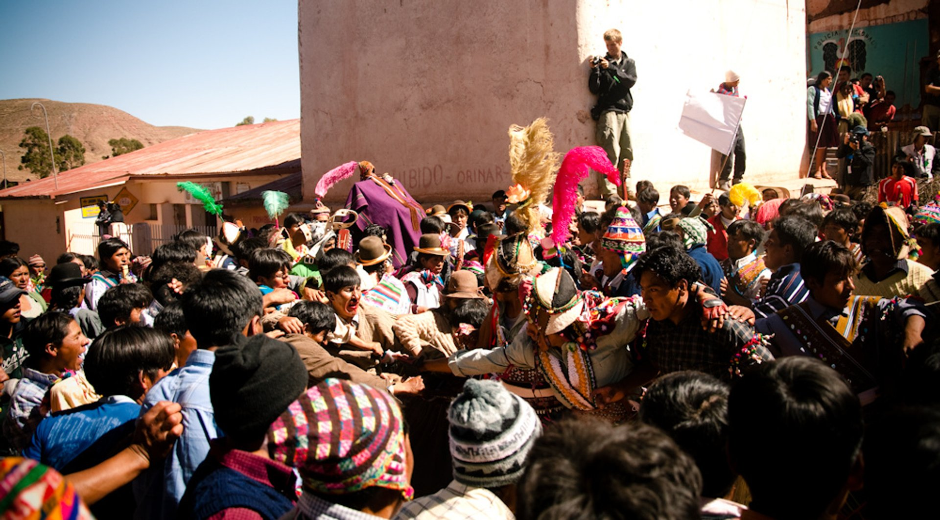 Tinku Festival in Bolivia - Best Season 2020
