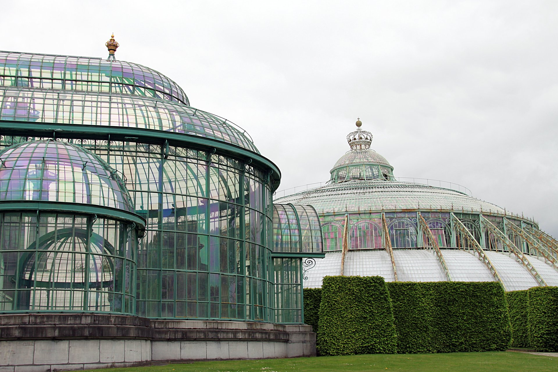 Royal Greenhouses of Laeken in Brussels - Best Season 2020