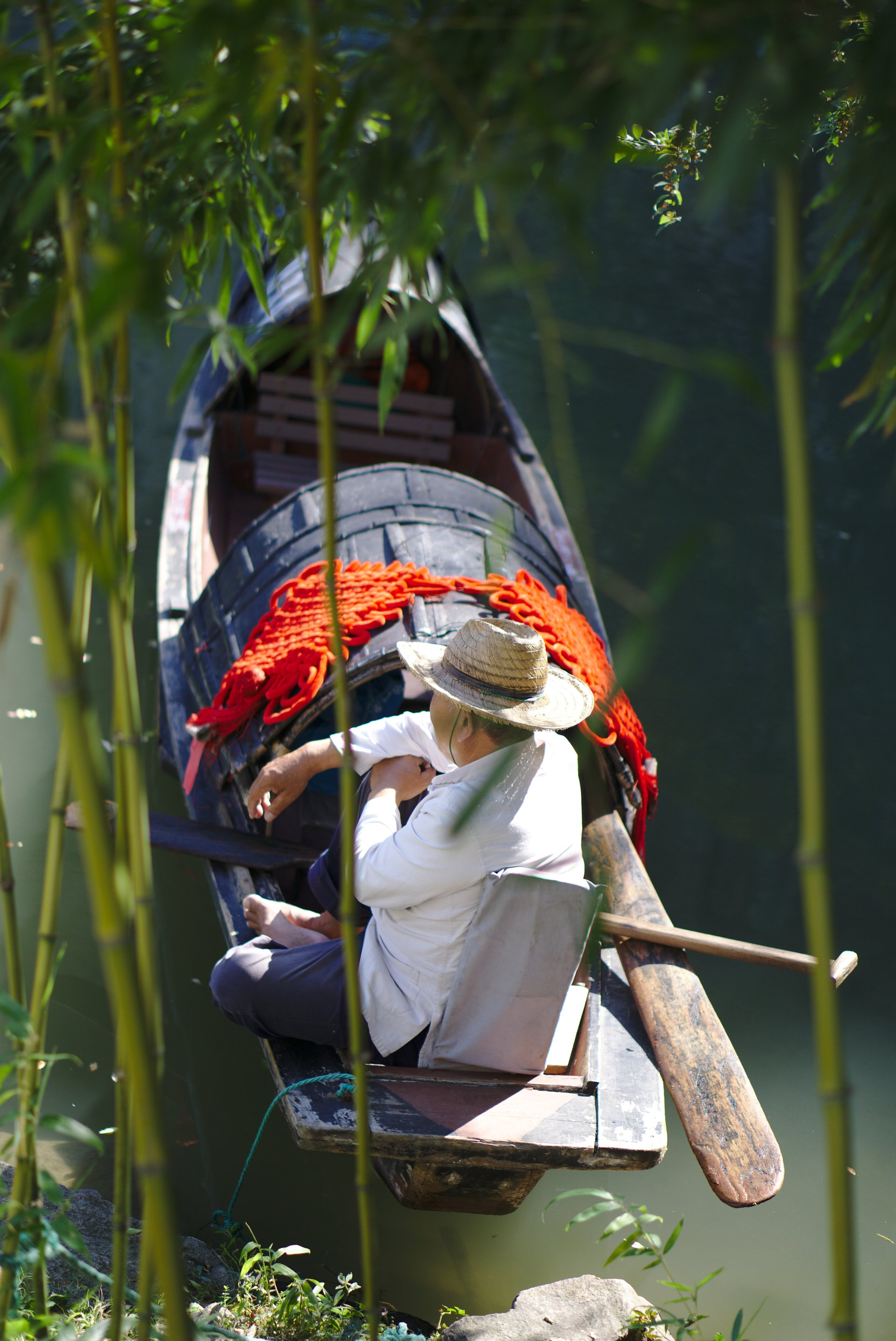 Best time for Shaoxing Wupeng Boat in China 2019