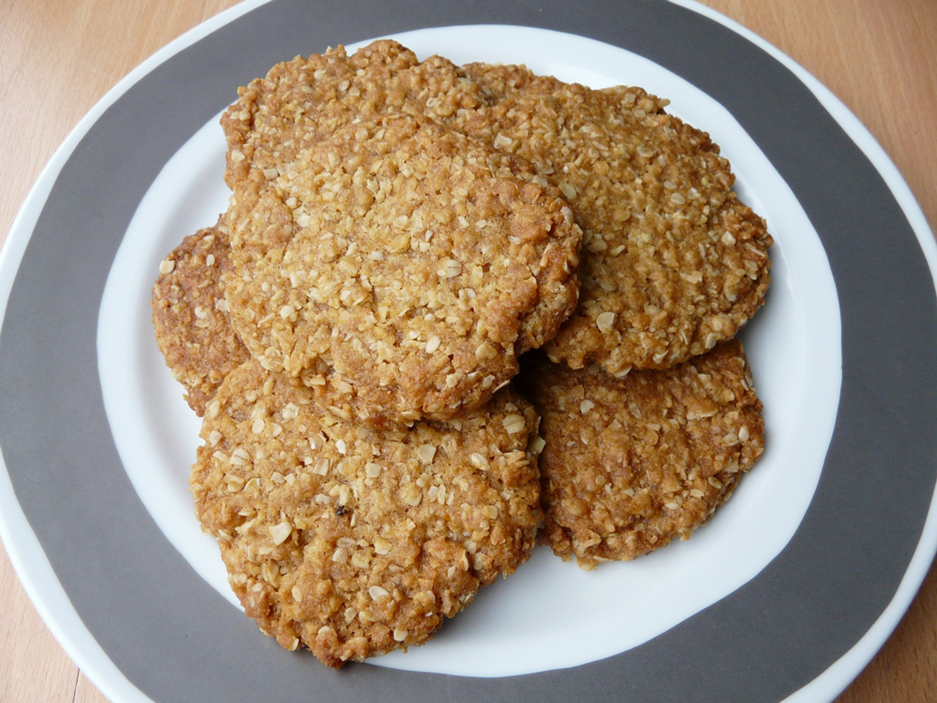 Anzac Biscuits in New Zealand - Best Season
