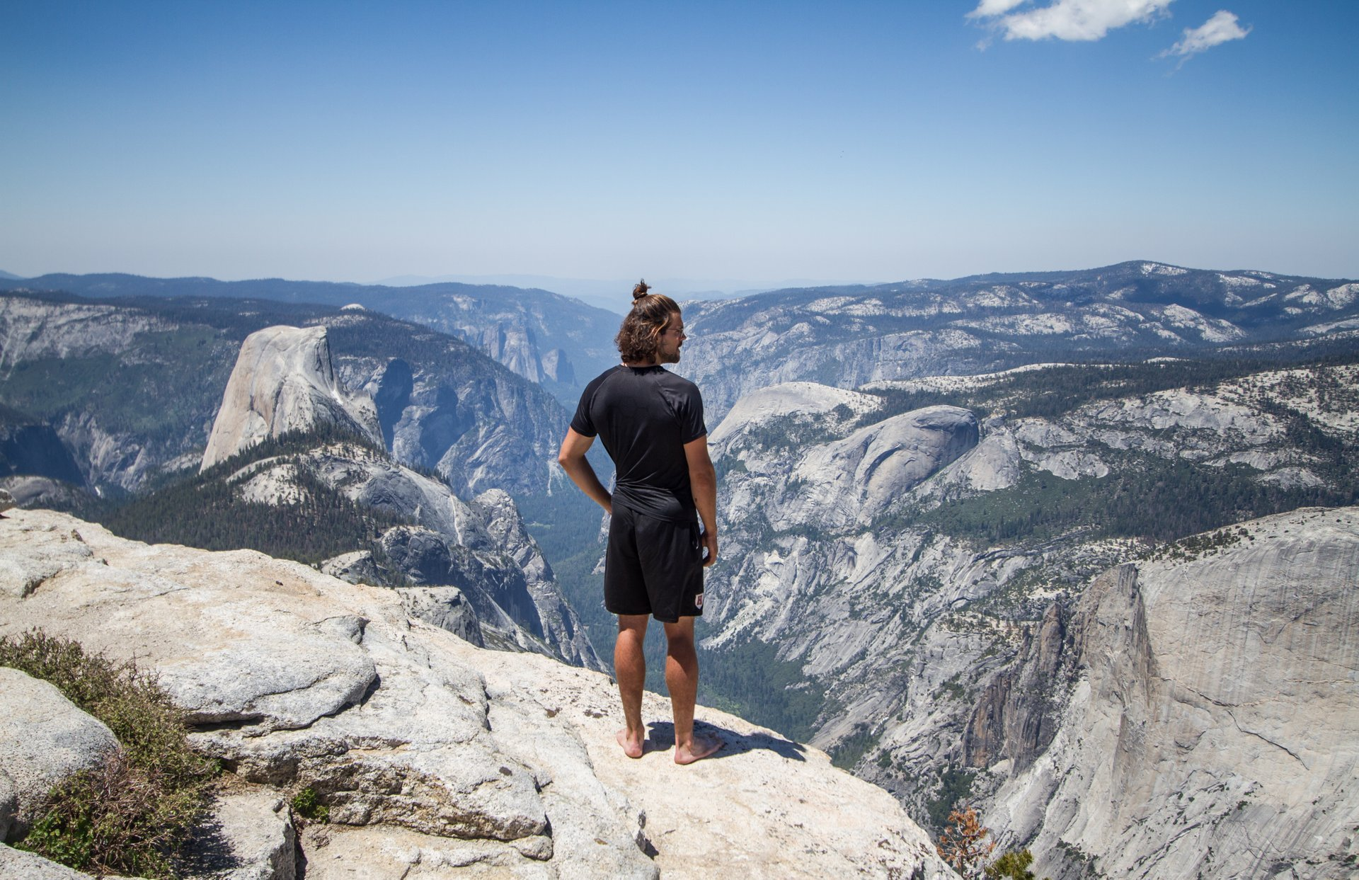 Best time for Clouds Rest in Yosemite 2019