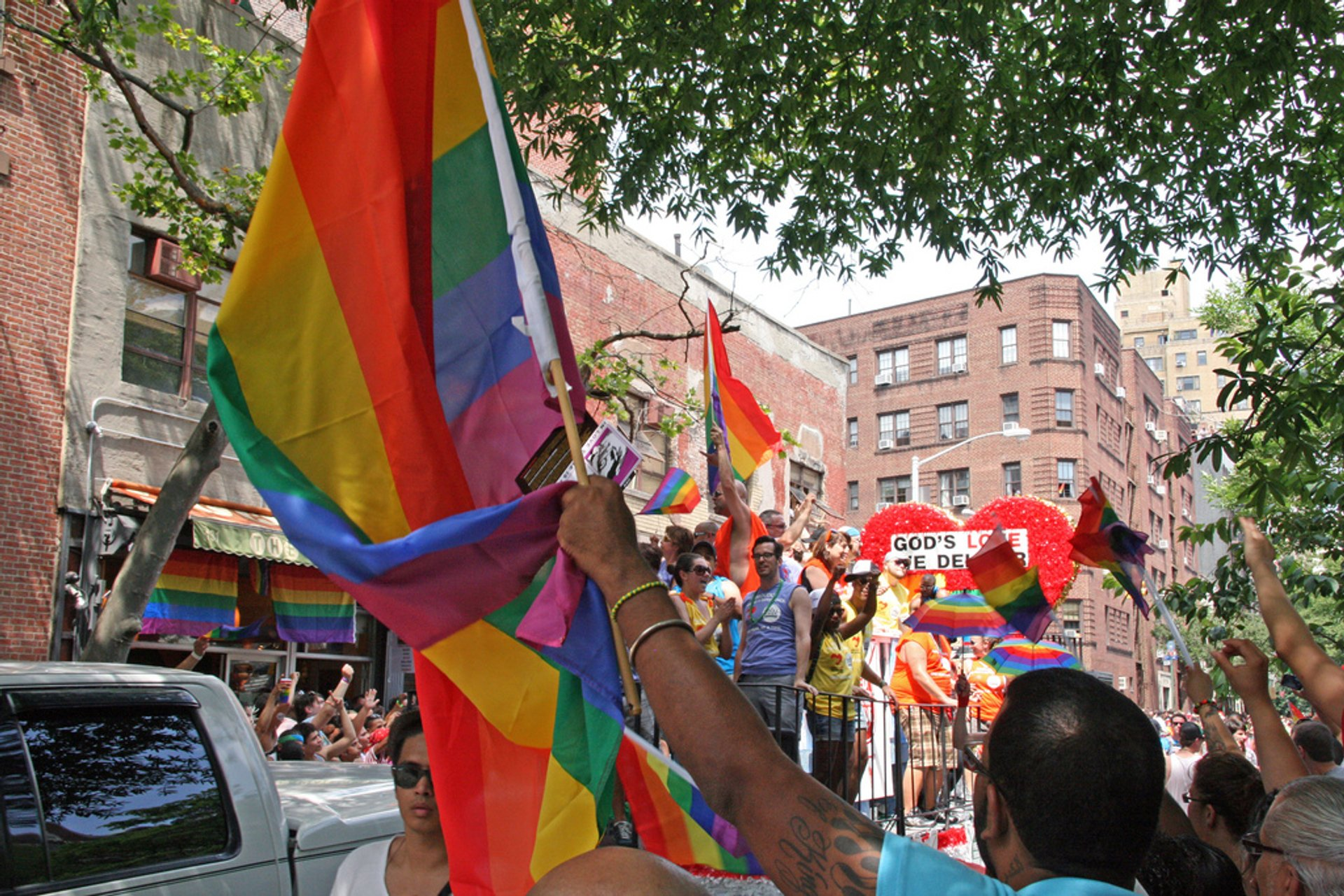 NYC Pride  in New York 2020 - Best Time