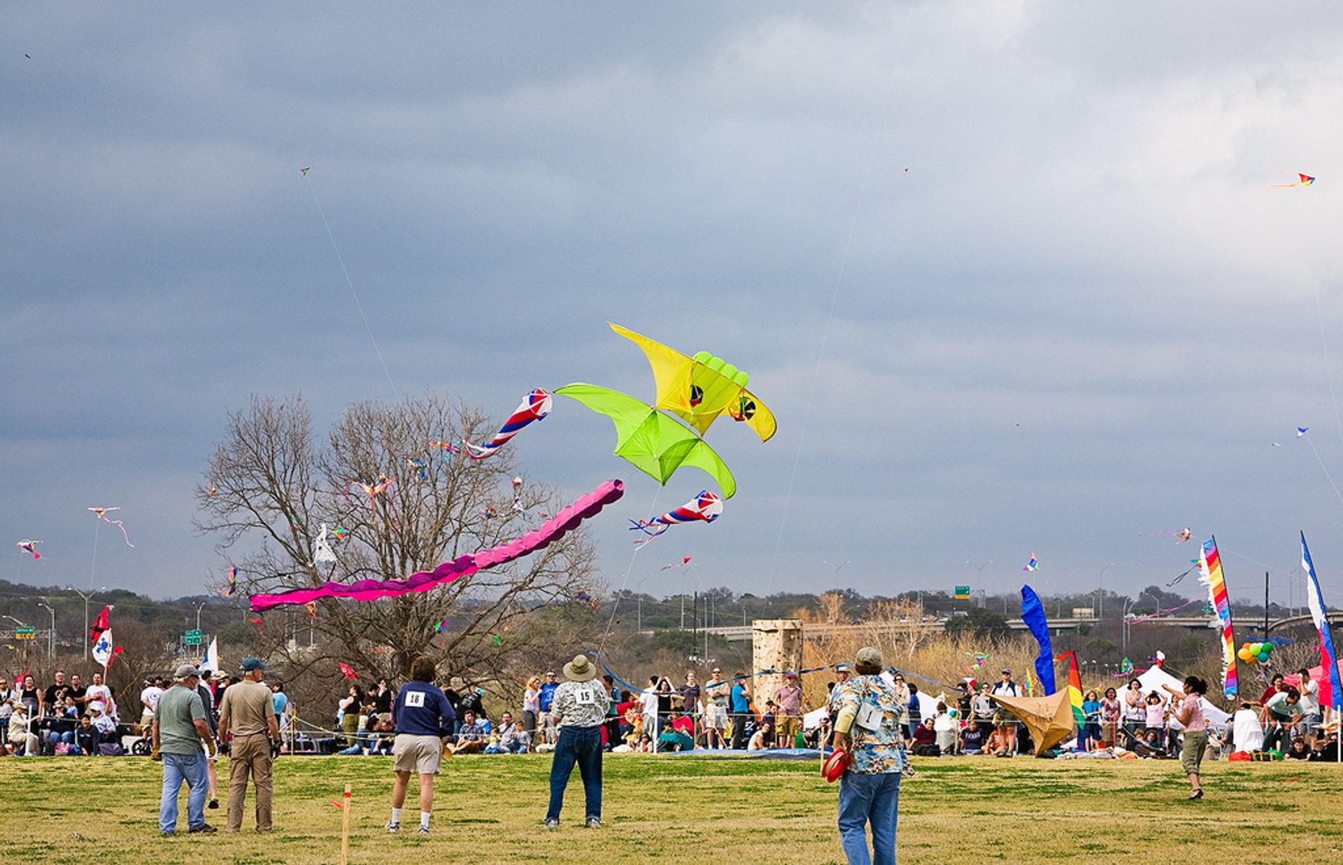 ABC Zilker Kite Festival in Texas - Best Season 2019