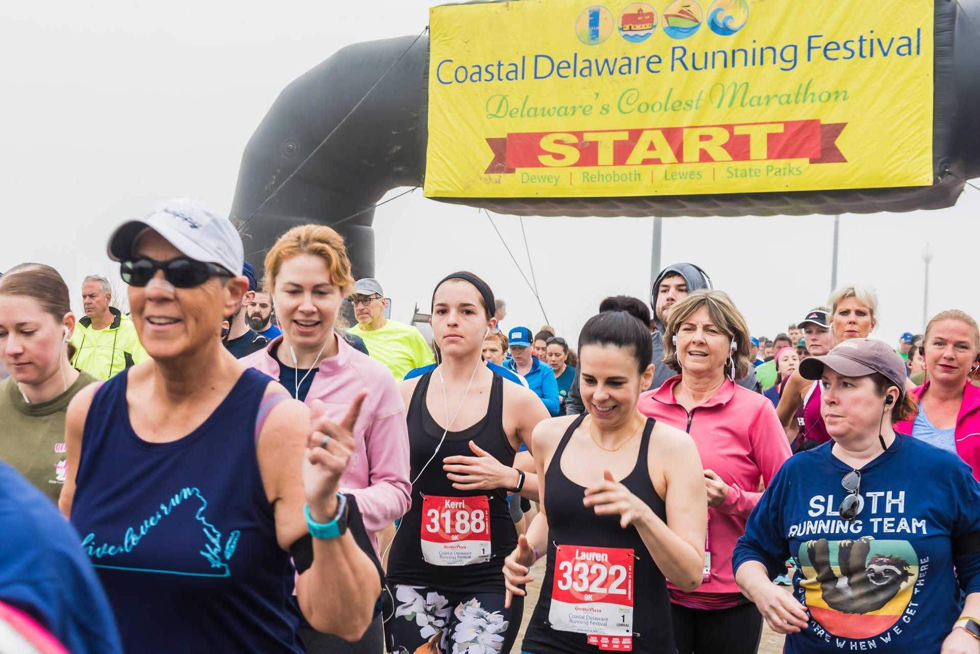 Coastal Delaware Running Festival in Delaware 2020 - Best Time