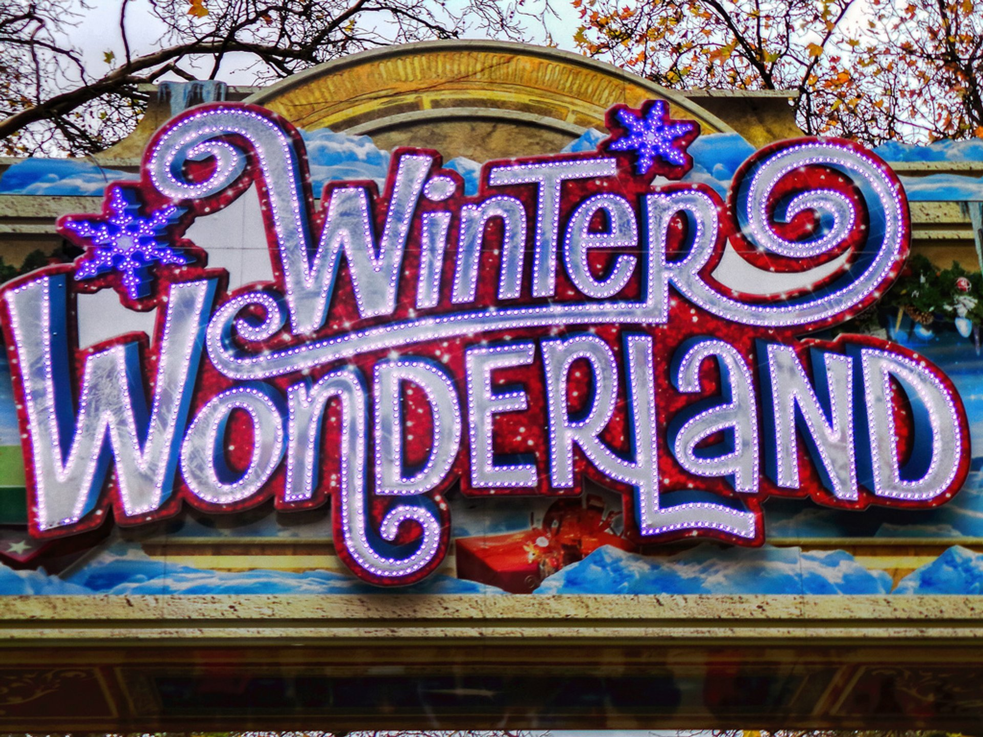 Best time for Hyde Park Winter Wonderland 2020
