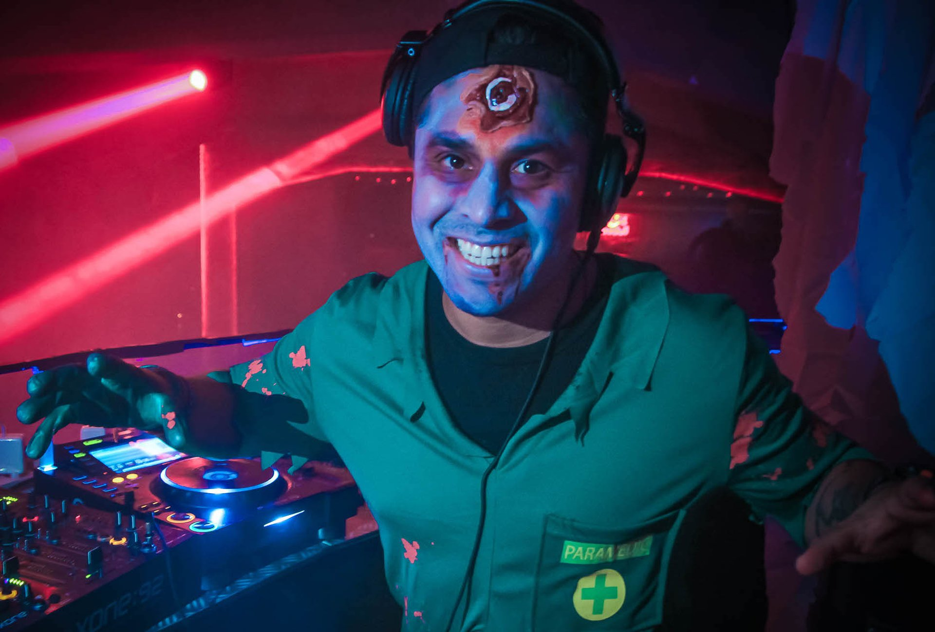 Halloween at Moondance Club 2020