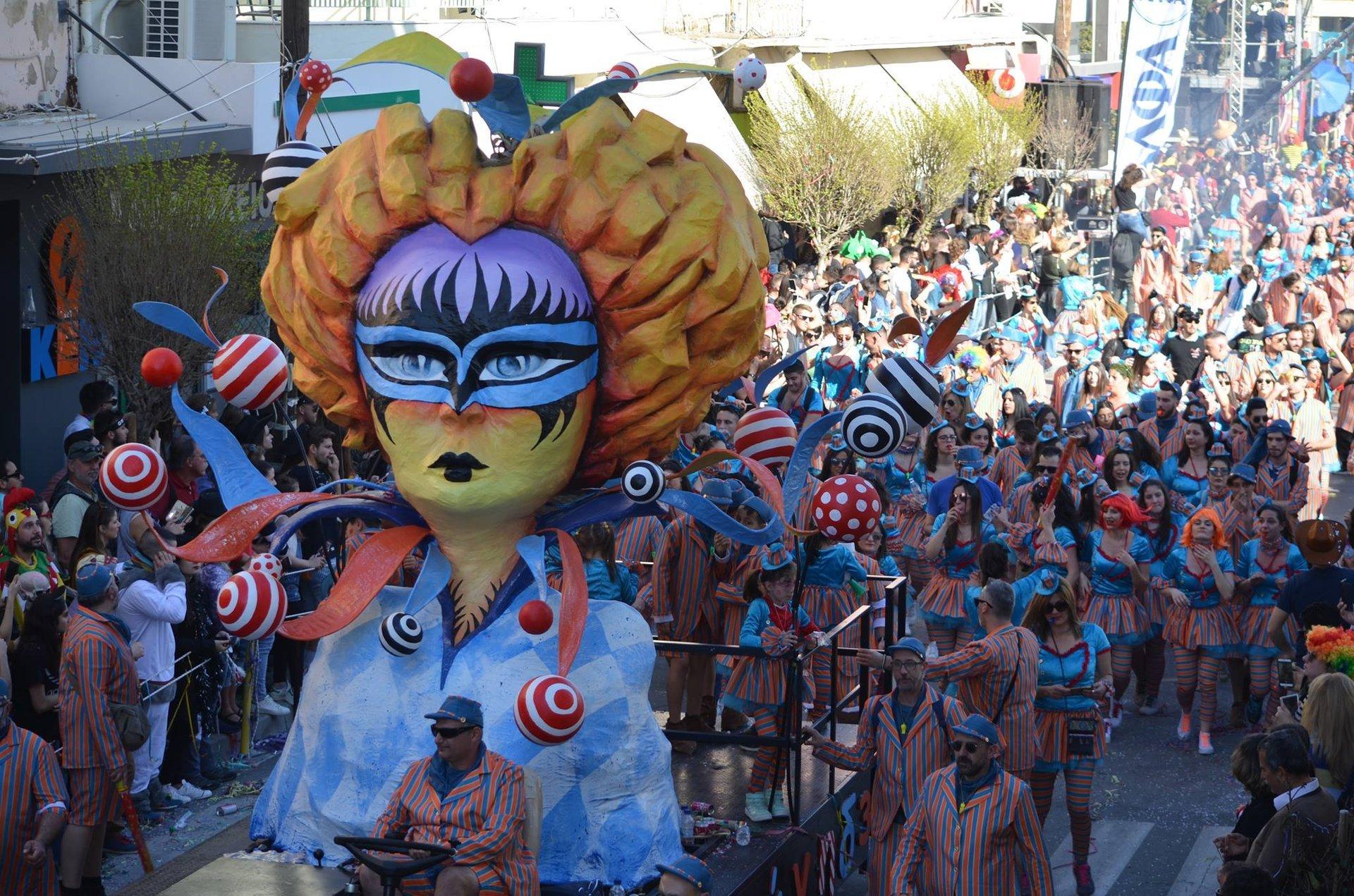 Rethymno Carnival in Crete - Best Season 2020