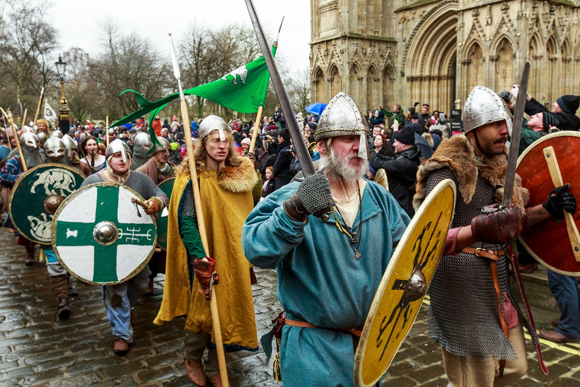 Jorvik Viking Festival in England 2019 - Best Time