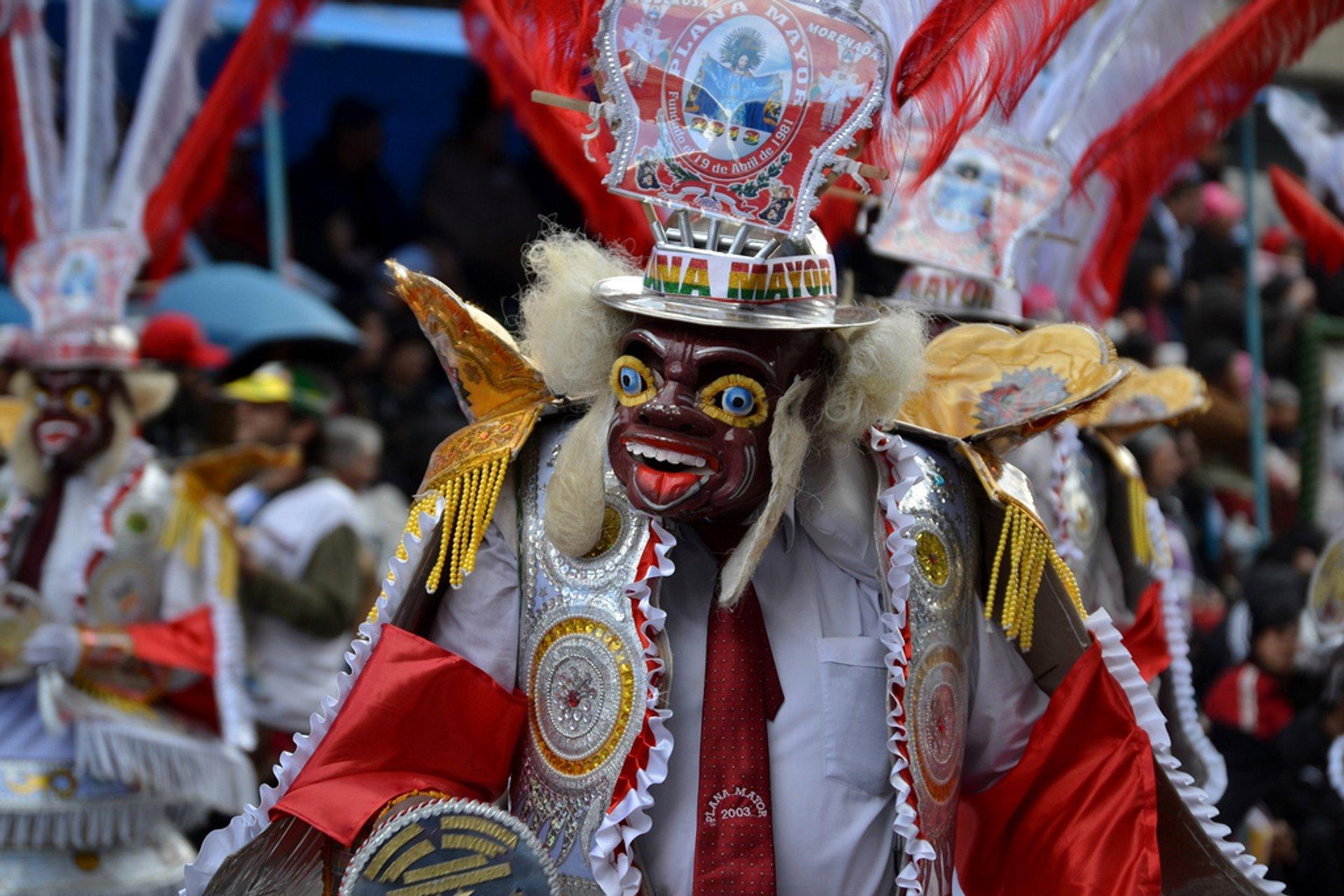 Fiesta del Gran Poder in Bolivia - Best Season 2020