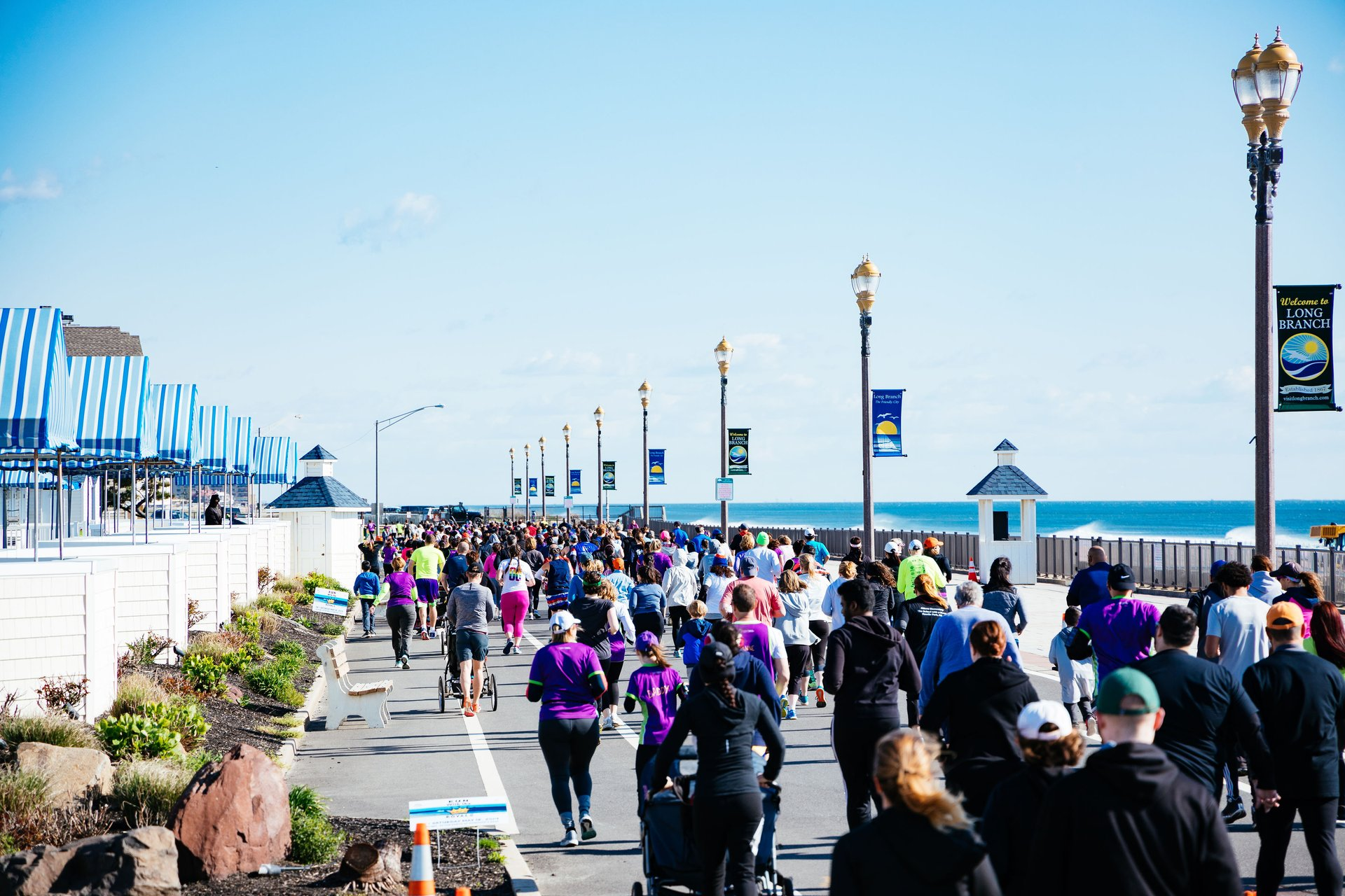 New Jersey Marathon & Half Marathon in New Jersey - Best Season 2020