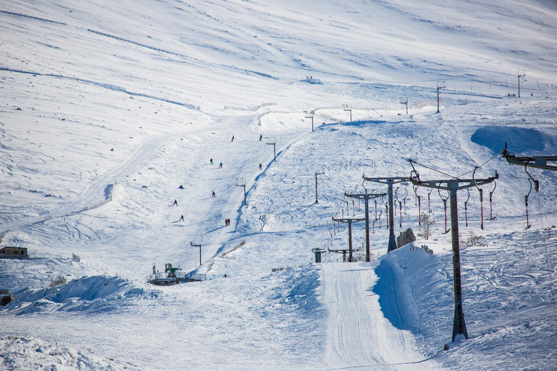 Cairngorm Ski Resort 2019