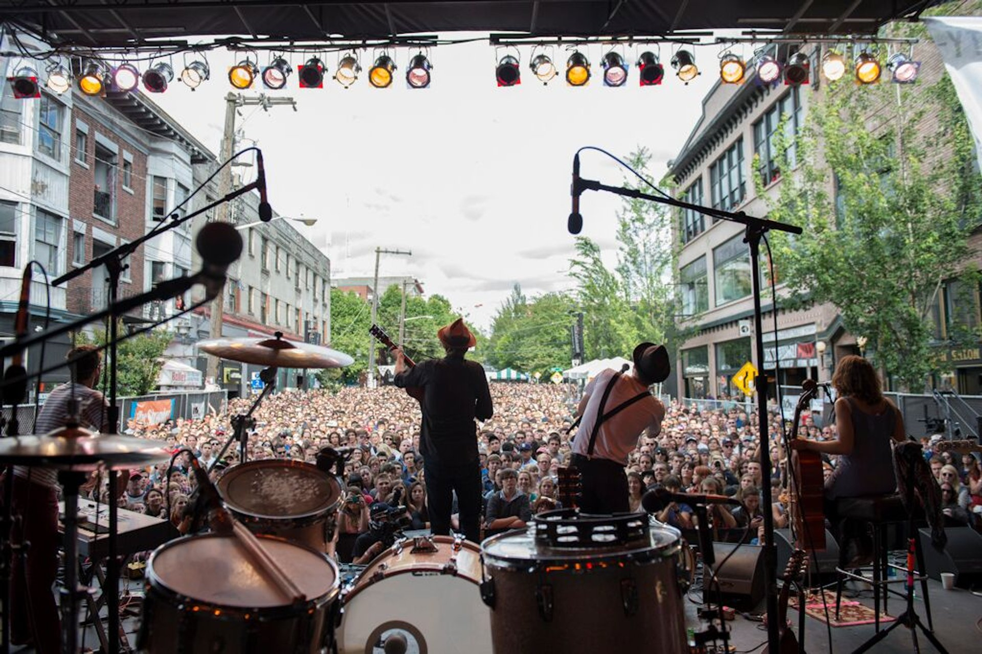 Capitol Hill Block Party in Seattle 2020 - Best Time