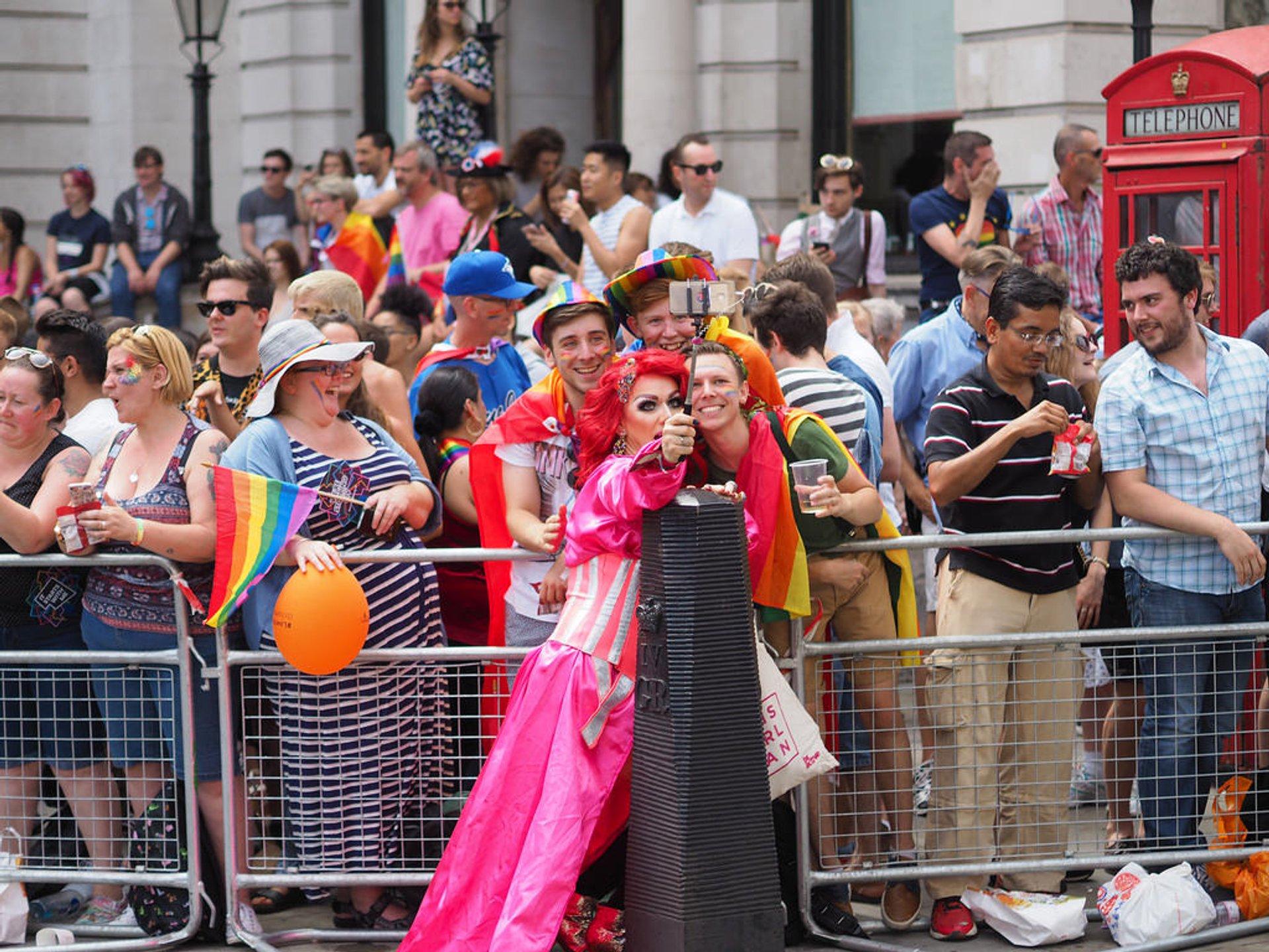 Pride in London Parade in London - Best Season 2020