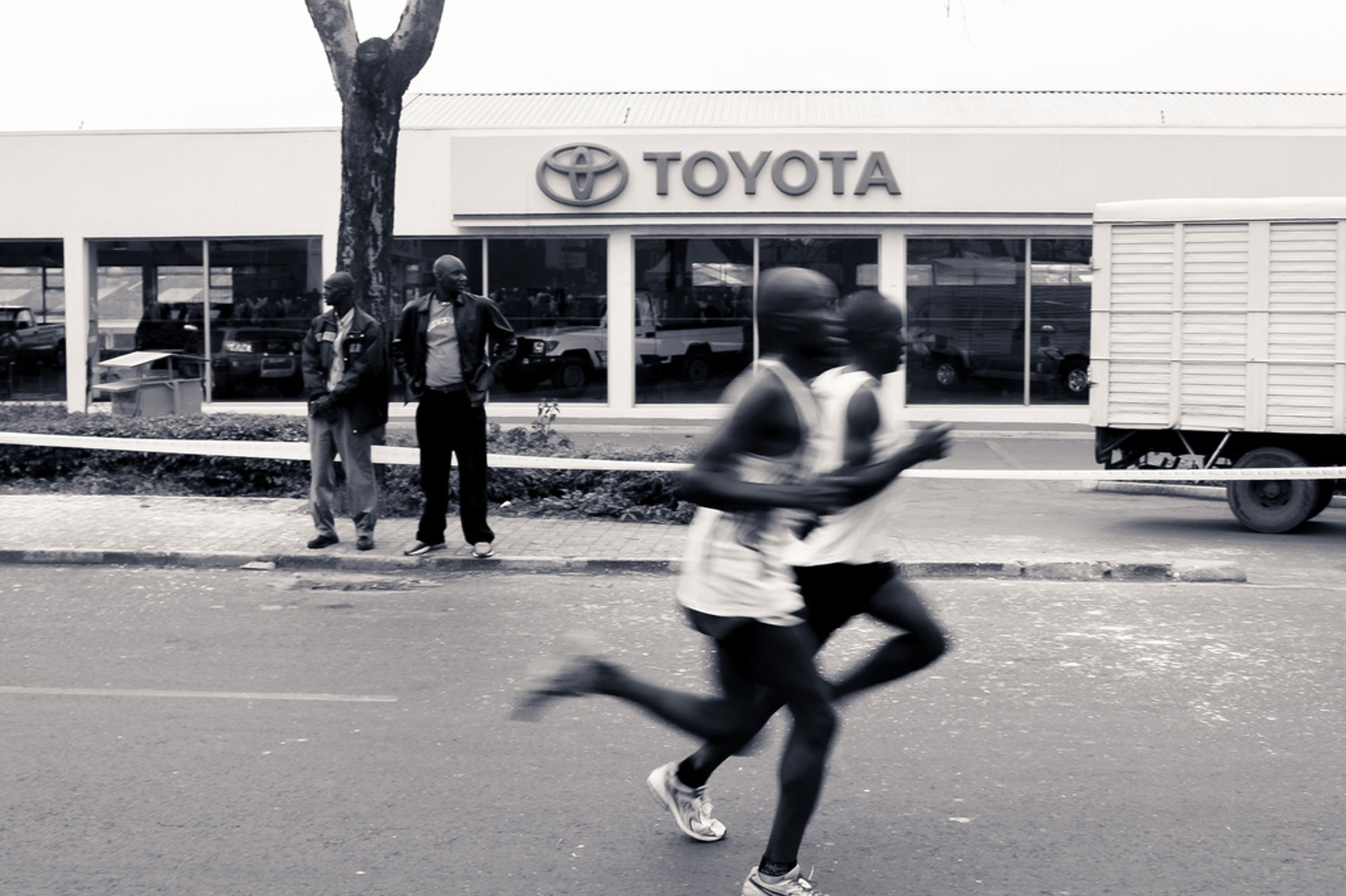 Nairobi Marathon in Kenya 2020 - Best Time