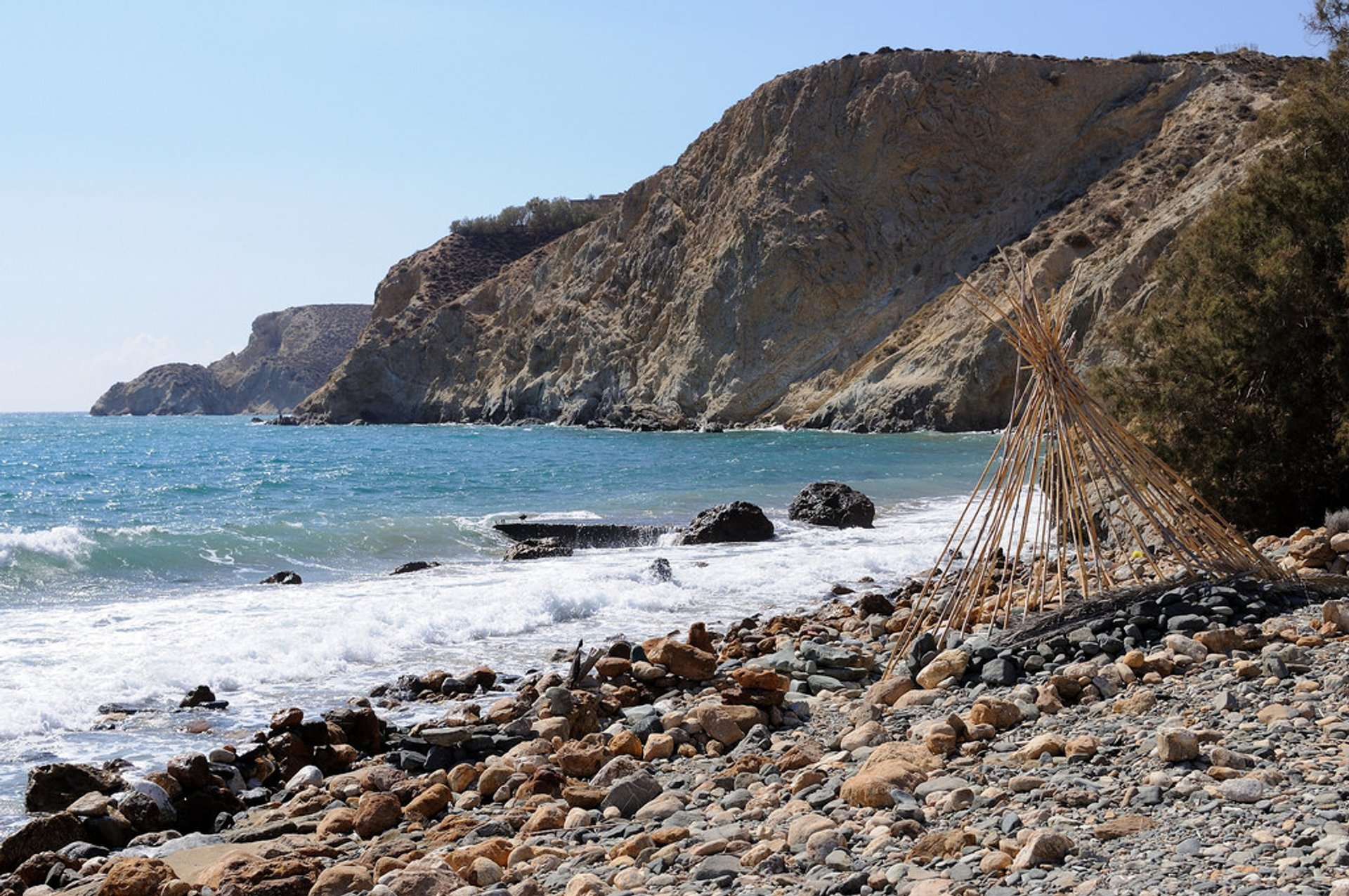 Anafi Island 2020