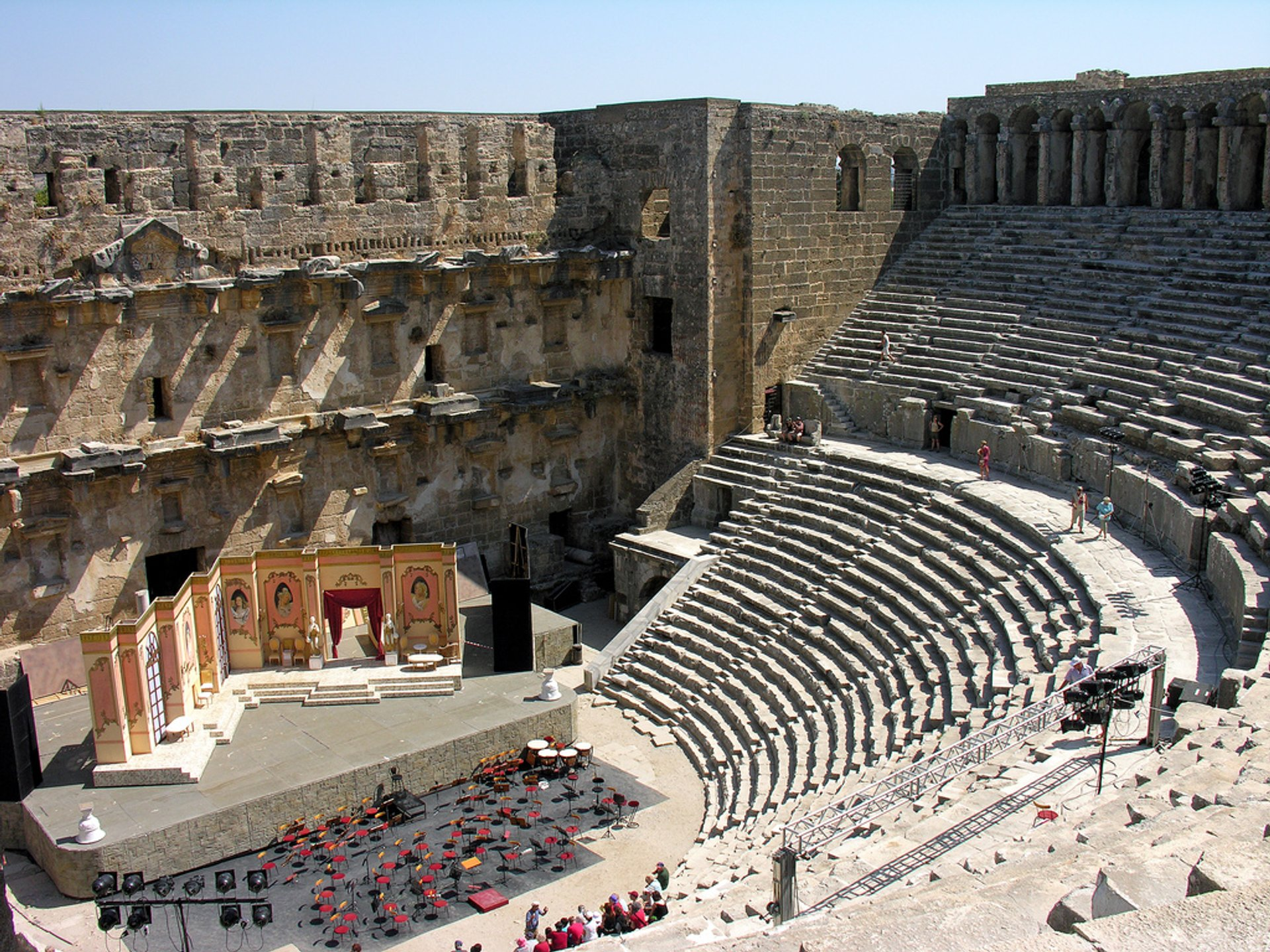 Aspendos Opera and Ballet Festival in Turkey - Best Season 2019