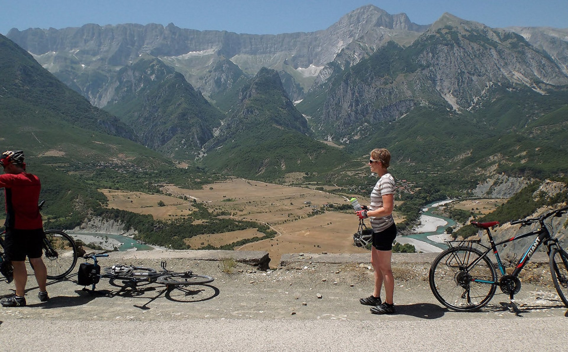 Cycling in Albania - Best Season 2020