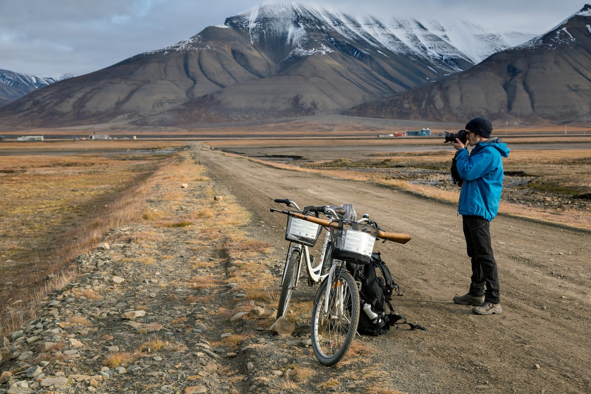 Cycling in Svalbard 2019 - Best Time