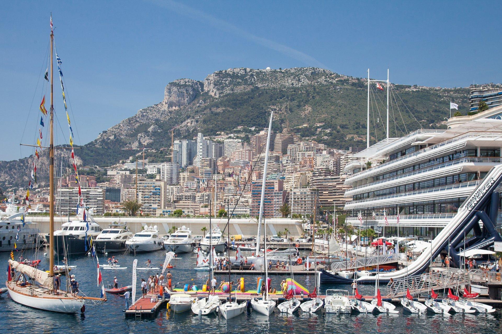 Fête de la Mer (Festival of the Sea) in Monaco - Best Time