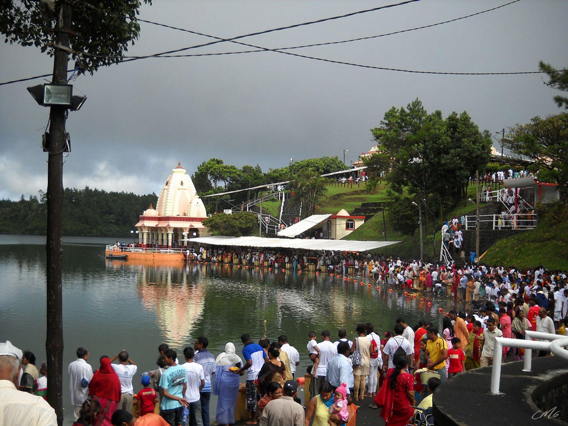 Maha Shivaratree Celebration in Mauritius - Best Season 2020